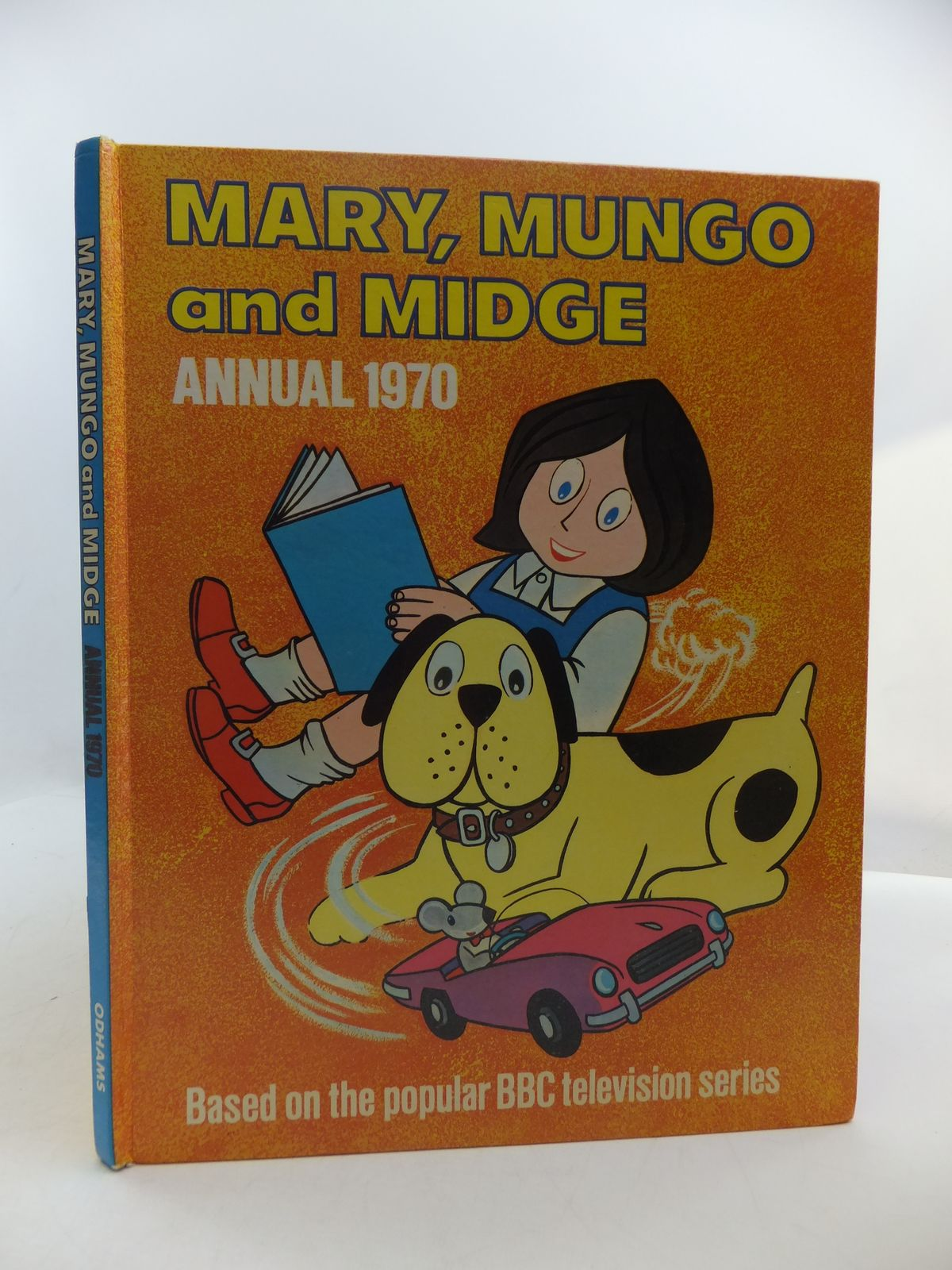Photo of MARY, MUNGO AND MIDGE ANNUAL 1970