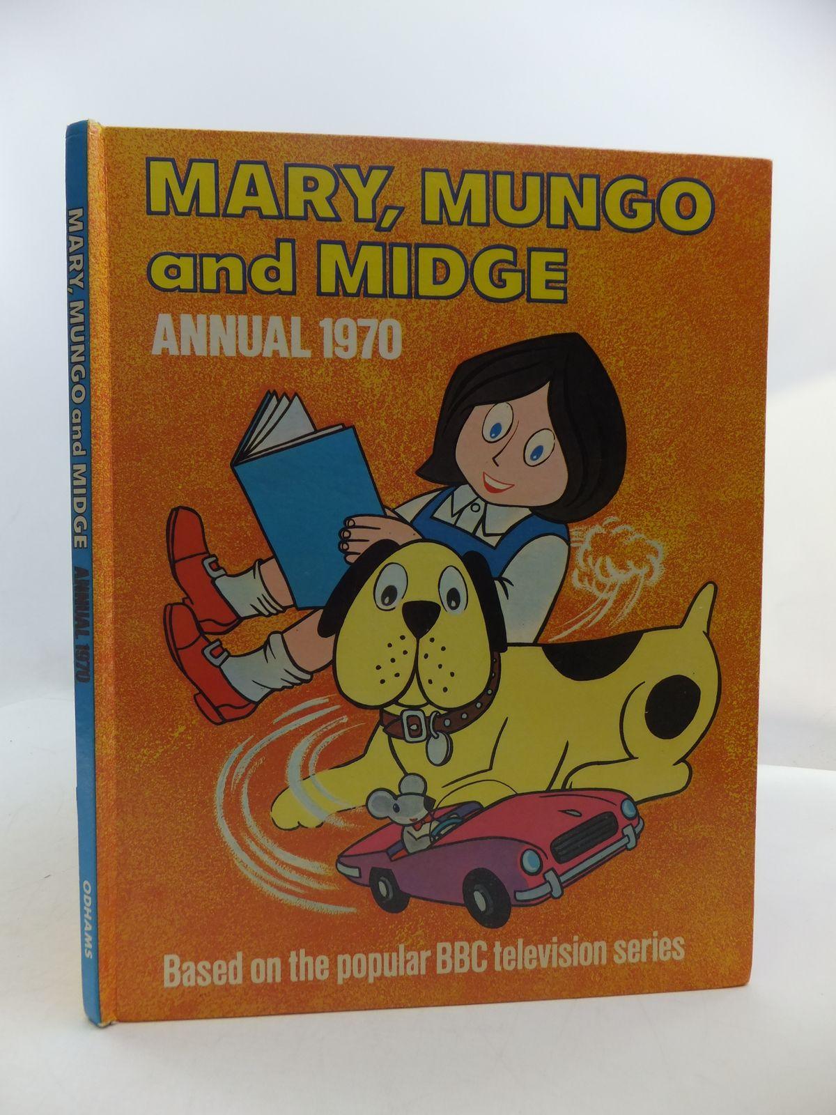 Photo of MARY, MUNGO AND MIDGE ANNUAL 1970
