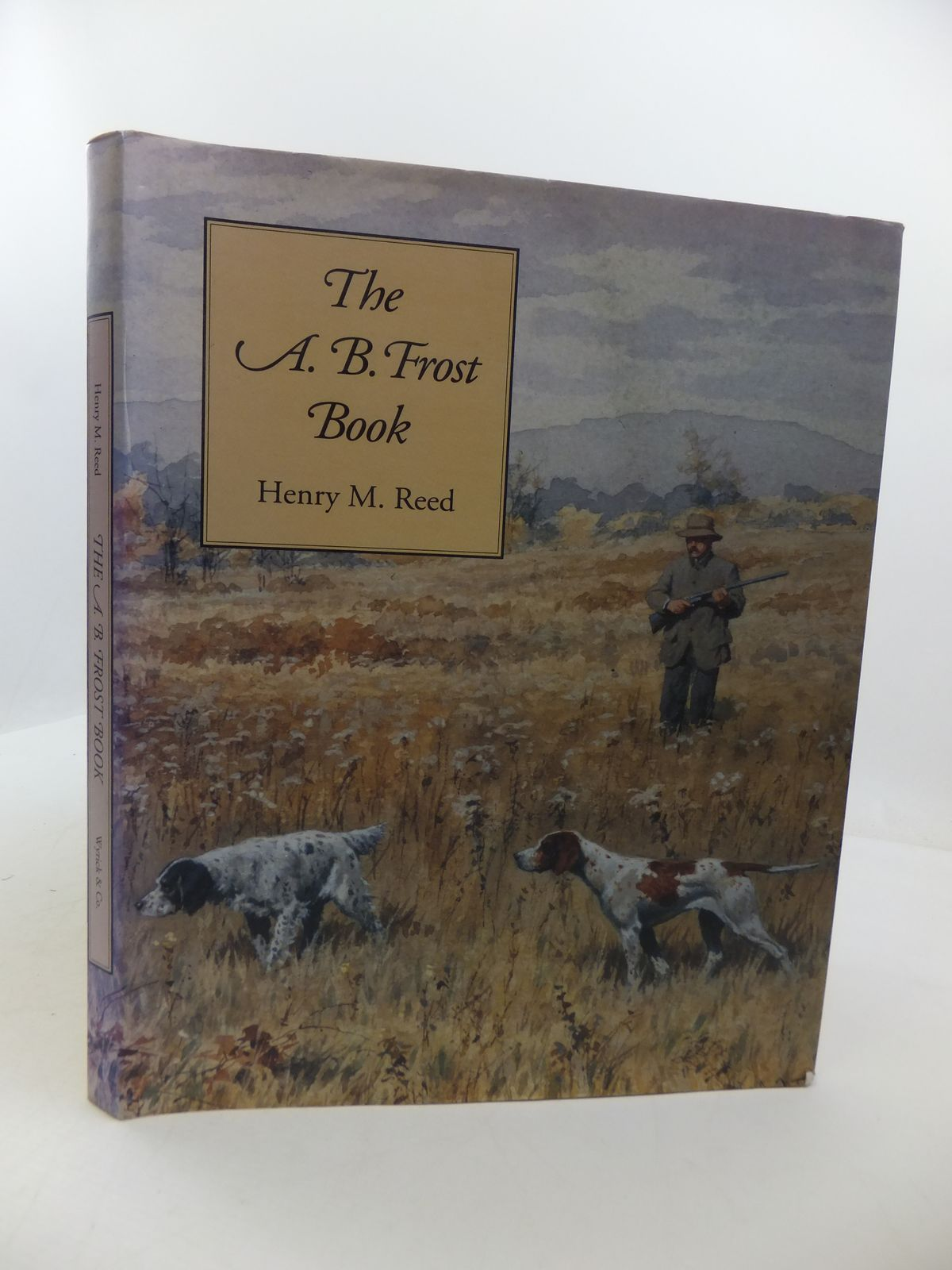 Photo of THE A.B. FROST BOOK