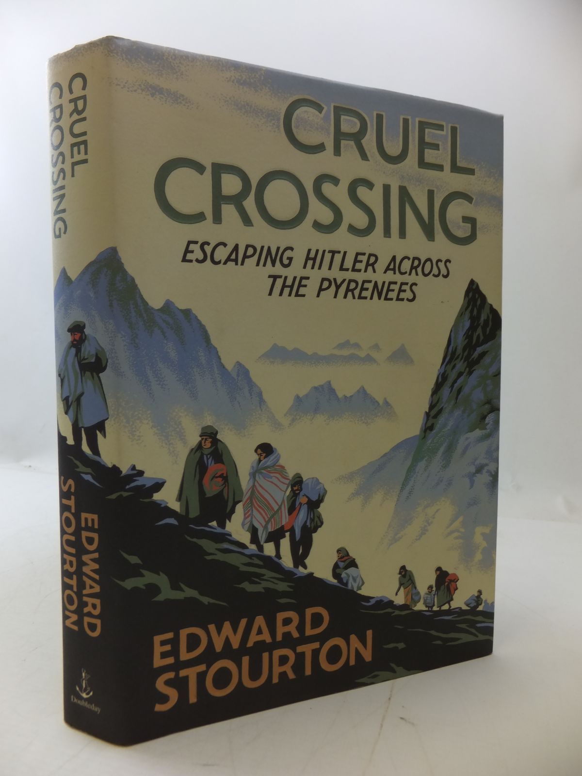 Photo of CRUEL CROSSING: ESCAPING HITLER ACROSS THE PYRENEES