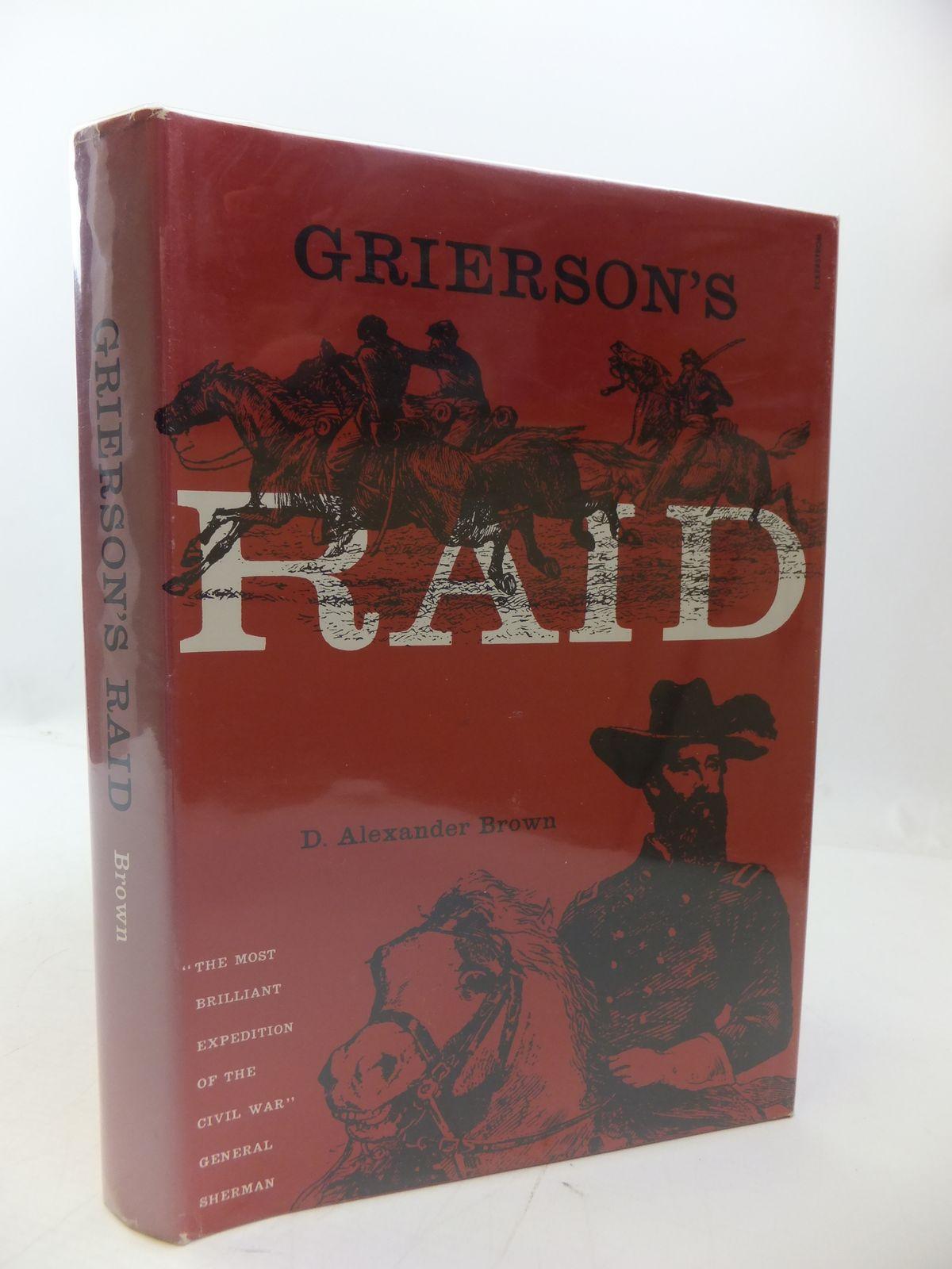 Photo of GRIERSON'S RAID