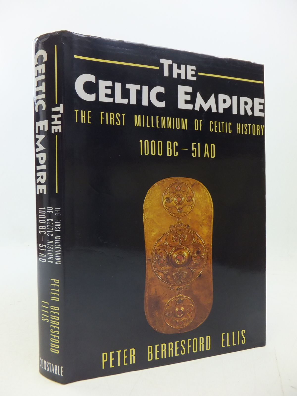 Photo of THE CELTIC EMPIRE: THE FIRST MILLENNIUM OF CELTIC HISTORY C.1000 BC-51 AD