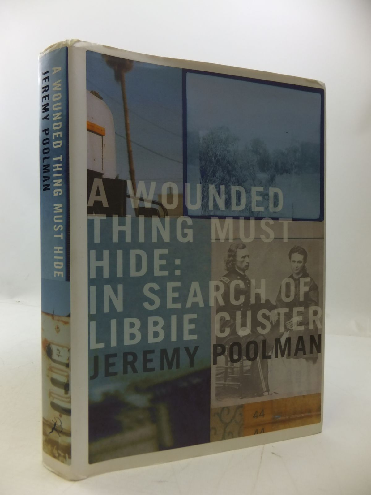 Photo of A WOUNDED THING MUST HIDE: IN SEARCH OF LIBBIE CUSTER