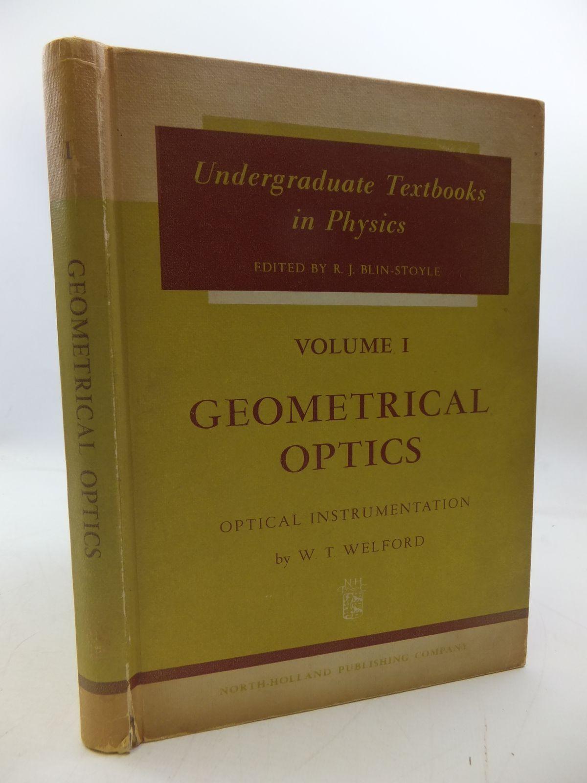 Photo of GEOMETRICAL OPTICS: OPTICAL INTRUMENTATION