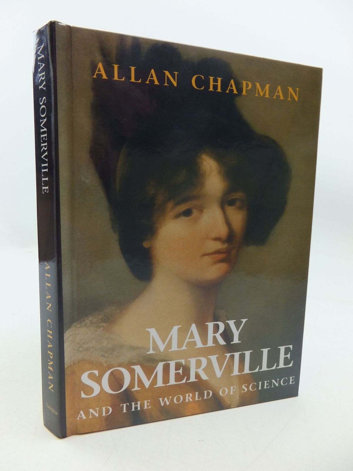 Photo of MARY SOMERVILLE AND THE WORLD OF SCIENCE