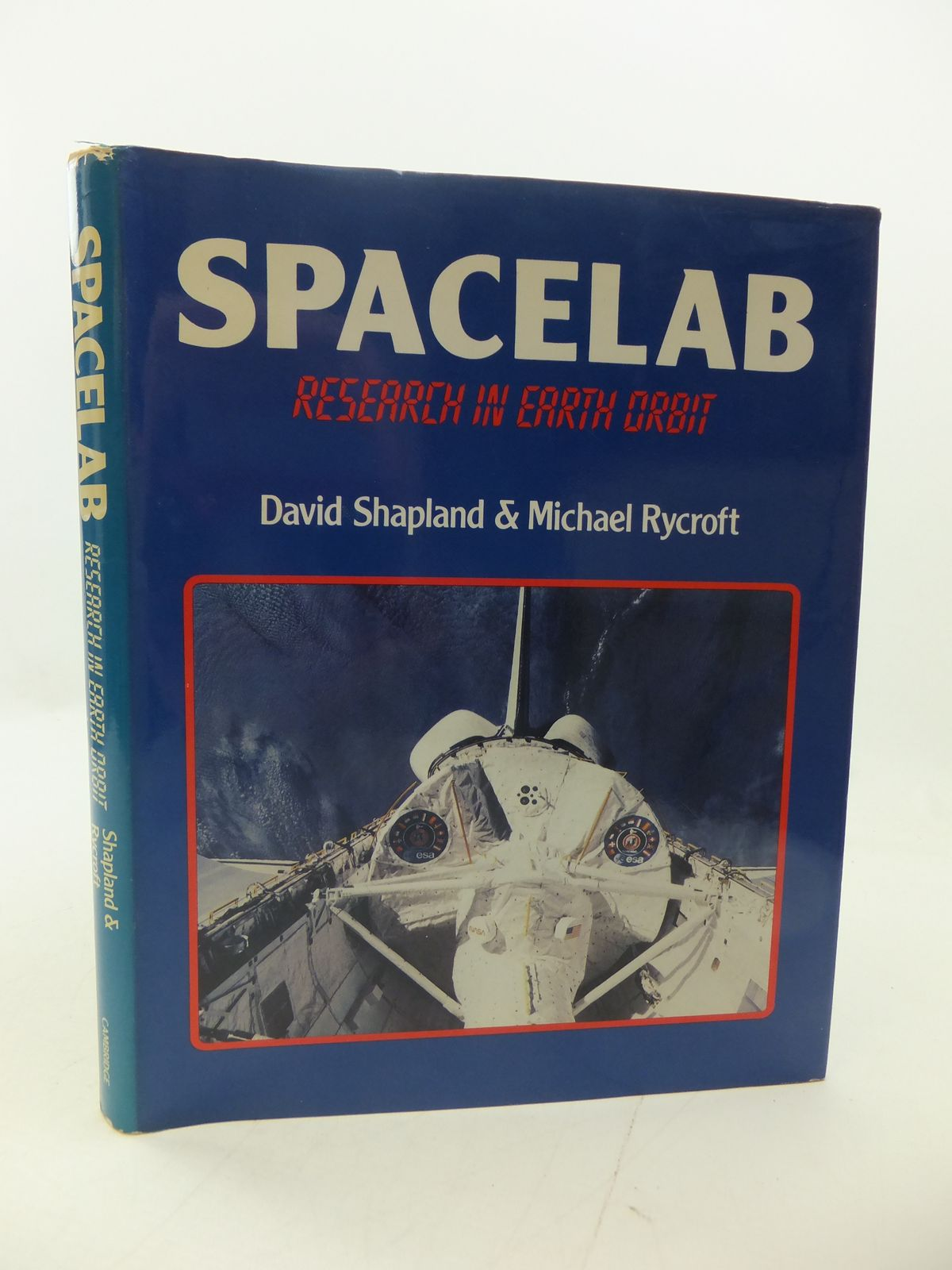 Photo of SPACELAB: RESEARCH IN EARTH ORBIT written by Shapland, David<br />Rycroft, Michael published by Cambridge University Press (STOCK CODE: 1808047)  for sale by Stella & Rose's Books