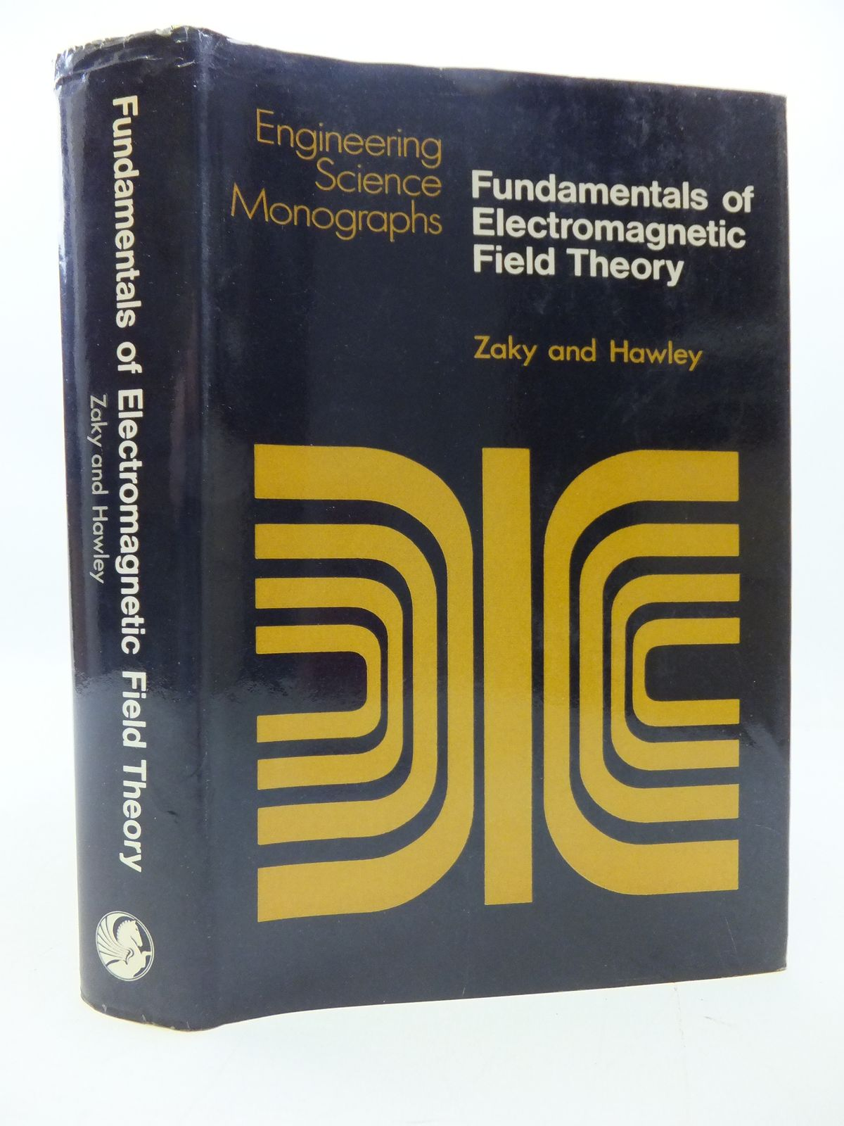 Photo of FUNDAMENTALS OF ELECTROMAGNETIC FIELD THEORY written by Zaky, A.A.<br />Hawley, R. published by Harrap (STOCK CODE: 1808061)  for sale by Stella & Rose's Books