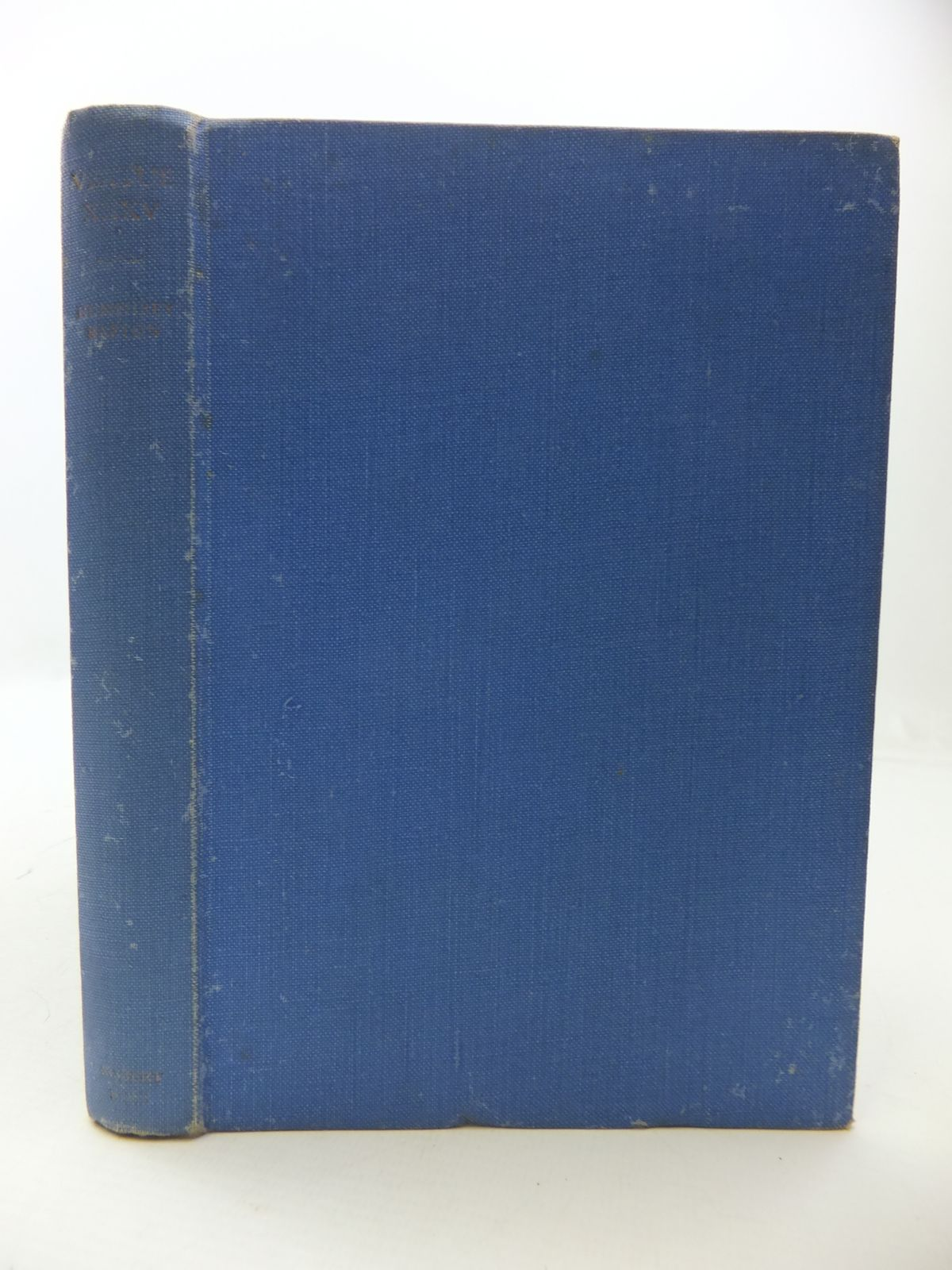 Photo of VERTUE XXXV written by Barton, Humphrey published by Robert Ross & Co. Ltd. (STOCK CODE: 1808151)  for sale by Stella & Rose's Books