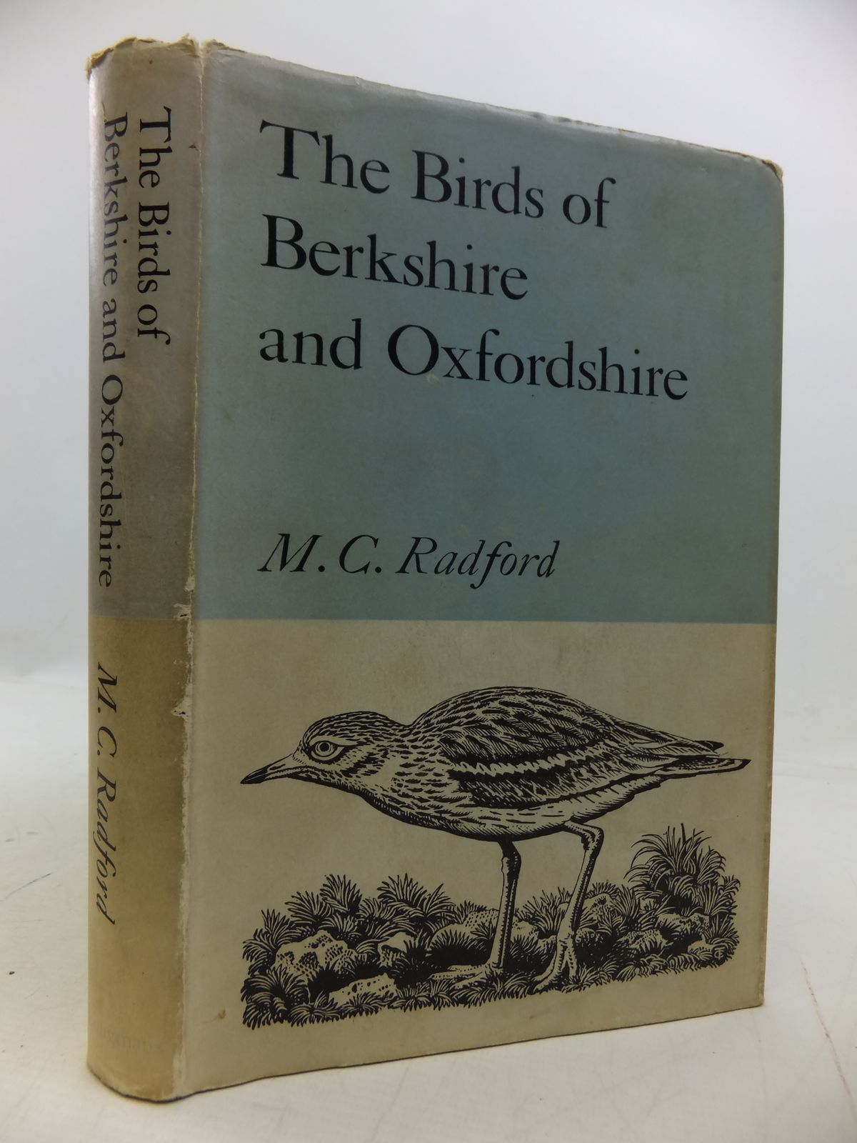 Photo of THE BIRDS OF BERKSHIRE AND OXFORDSHIRE written by Radford, M.C. published by Longmans (STOCK CODE: 1808180)  for sale by Stella & Rose's Books