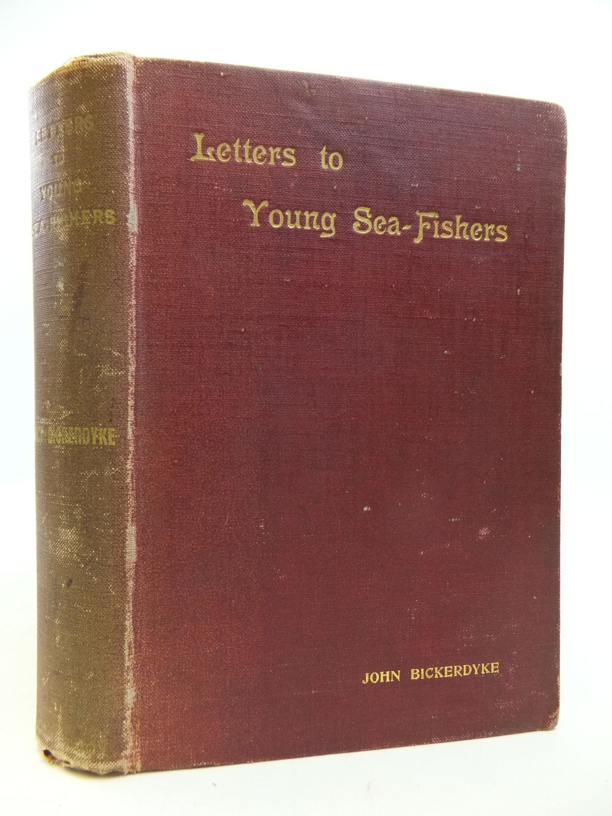 Photo of PRACTICAL LETTERS TO YOUNG SEA FISHERS written by Bickerdyke, John published by Horace Cox (STOCK CODE: 1808193)  for sale by Stella & Rose's Books