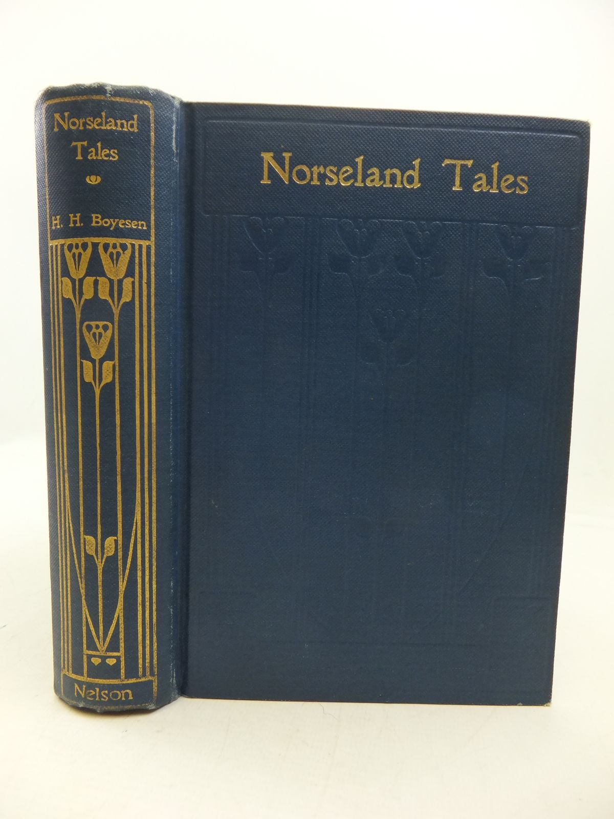 Photo of NORSELAND TALES written by Boyesen, H.H. published by T. Nelson & Sons (STOCK CODE: 1808222)  for sale by Stella & Rose's Books