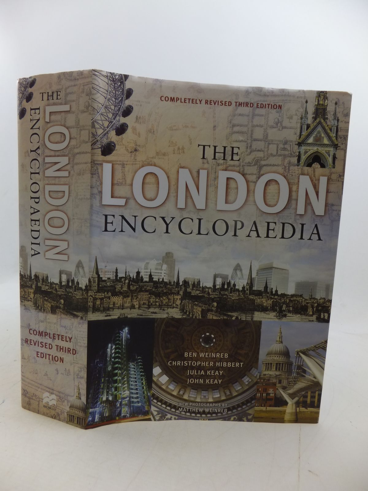 Photo of THE LONDON ENCYCLOPAEDIA written by Weinreb, Ben<br />Hibbert, Christopher<br />Keay, Julia<br />Keay, John published by MacMillan (STOCK CODE: 1808250)  for sale by Stella & Rose's Books