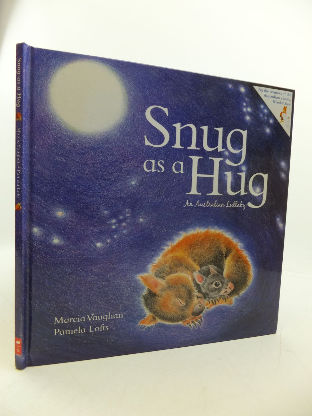 Photo of SNUG AS A HUG: AN AUSTRALIAN LULLABY written by Vaughan, Marcia illustrated by Lofts, Pamela published by Scholastic (STOCK CODE: 1808272)  for sale by Stella & Rose's Books
