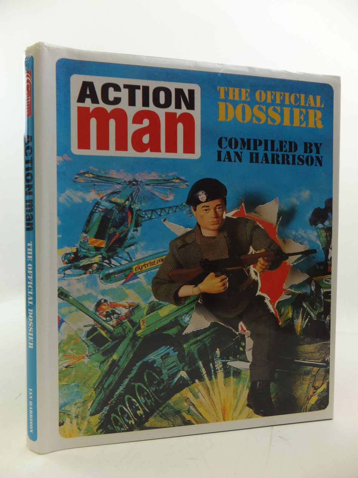 Photo of ACTION MAN THE OFFICIAL DOSSIER written by Harrison, Ian published by Collins (STOCK CODE: 1808274)  for sale by Stella & Rose's Books