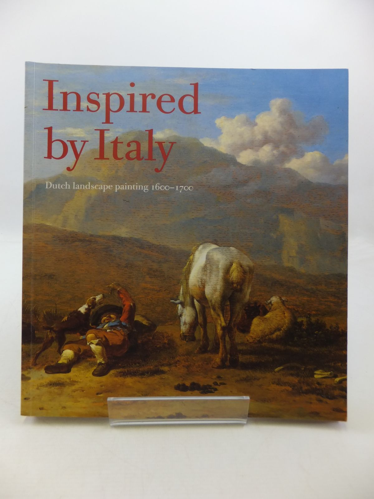 Photo of INSPIRED BY ITALY DUTCH LANDSCAPE PAINTING 1600-1700 written by Harwood, Laurie B. published by Dulwich Picture Gallery (STOCK CODE: 1808329)  for sale by Stella & Rose's Books