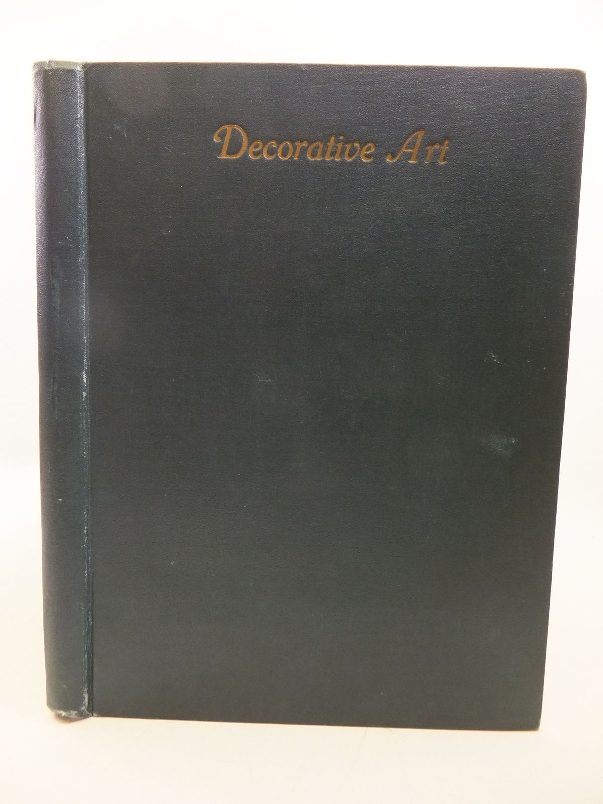 Photo of DECORATIVE ART THE STUDIO YEAR BOOK 1938 published by The Studio Limited (STOCK CODE: 1808332)  for sale by Stella & Rose's Books