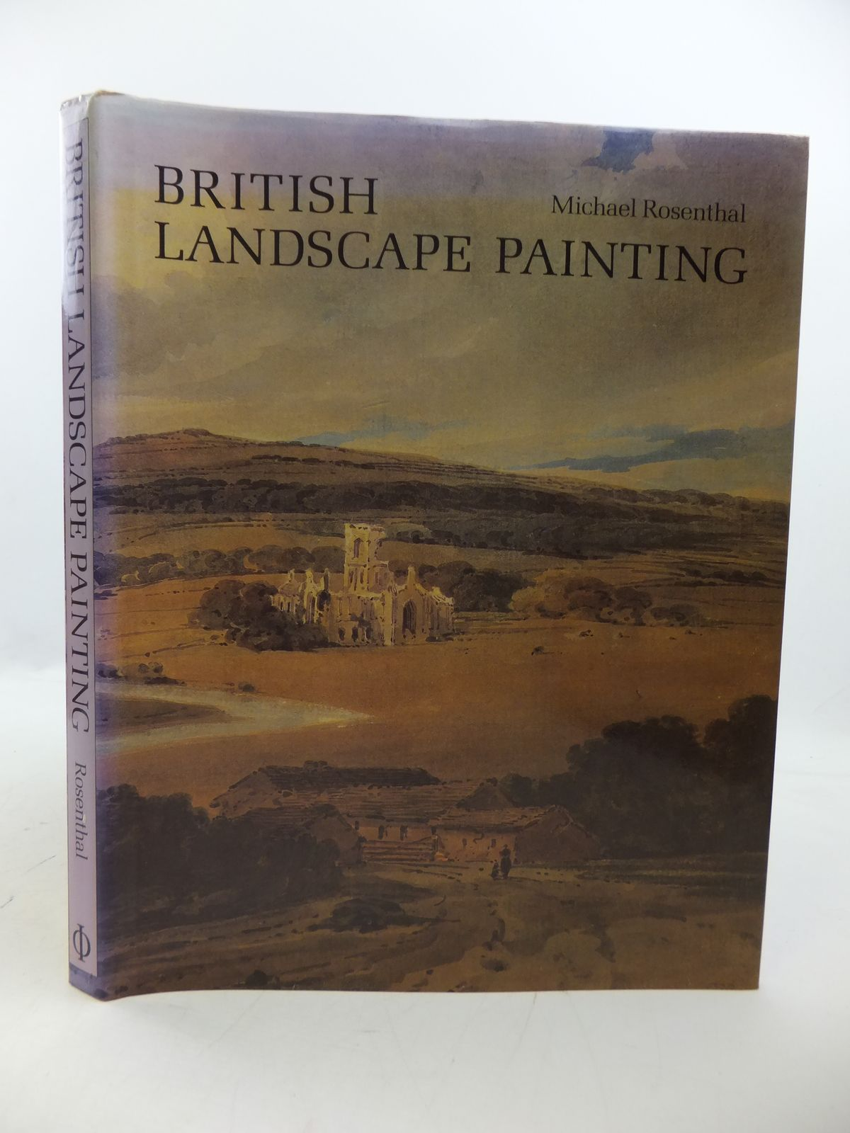 Photo of BRITISH LANDSCAPE PAINTING written by Rosenthal, Michael published by Phaidon (STOCK CODE: 1808333)  for sale by Stella & Rose's Books