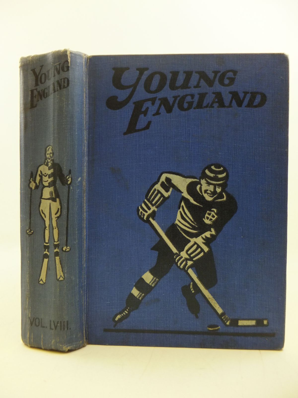 Photo of YOUNG ENGLAND (58TH ANNUAL) written by Watts, Jay<br />Audrain, Lawrence A.<br />et al, published by The Pilgrim Press (STOCK CODE: 1808353)  for sale by Stella & Rose's Books