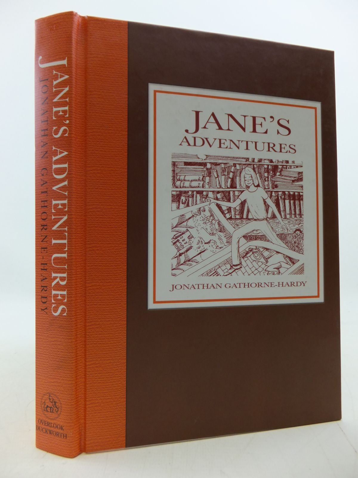 Photo of JANE'S ADVENTURES written by Gathorne-Hardy, Jonathan illustrated by Hill, Nicolas published by Overlook Duckworth (STOCK CODE: 1808441)  for sale by Stella & Rose's Books