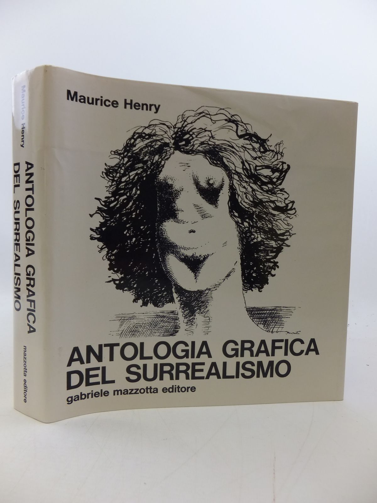 Photo of ANTOLOGIA GRAFICA DEL SURREALISMO written by Henry, Maurice published by Gabriele Mazzotta (STOCK CODE: 1808494)  for sale by Stella & Rose's Books