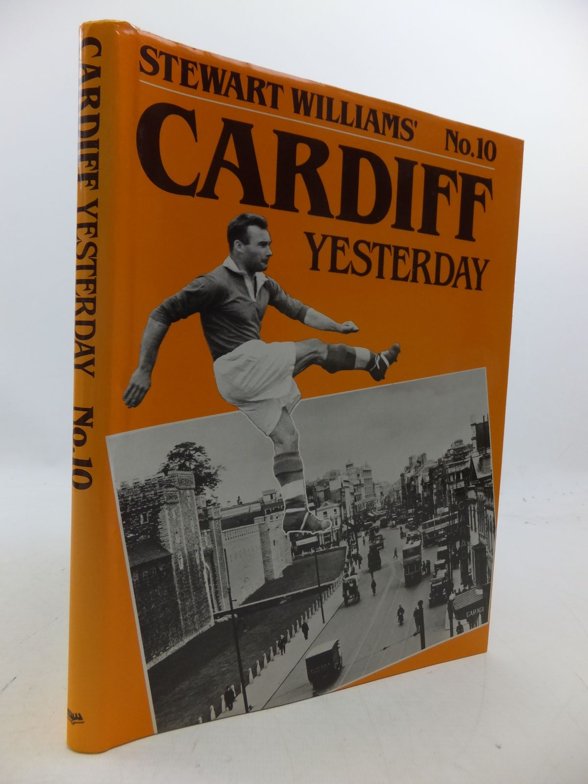 Photo of CARDIFF YESTERDAY No. 10 written by Williams, Stewart published by Stewart Williams (STOCK CODE: 1808502)  for sale by Stella & Rose's Books