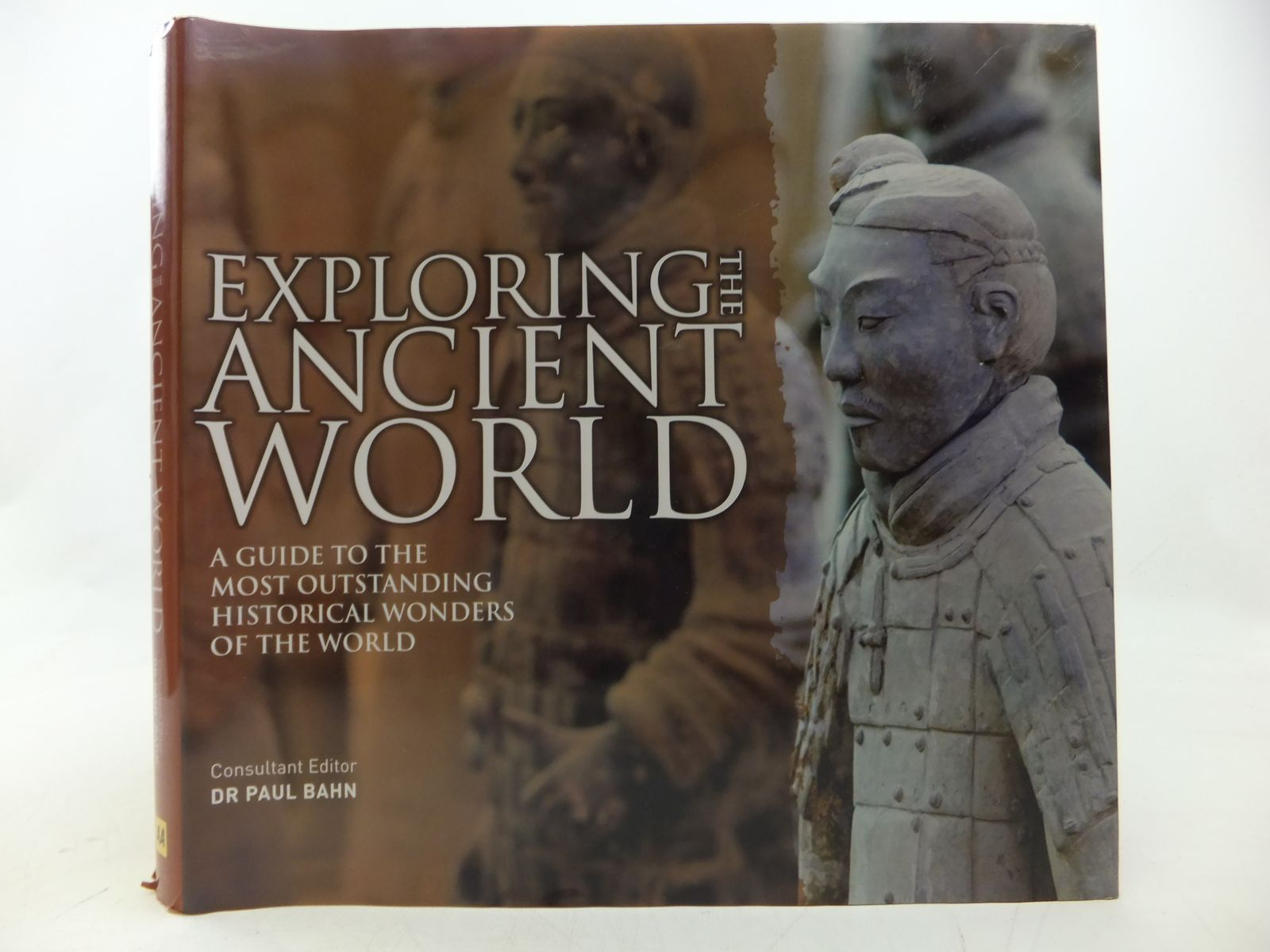 Photo of EXPLORING THE ANCIENT WORLD: A GUIDE TO THE MOST OUTSTANDING HISTORICAL WONDERS EVER BUILT written by Bahn, Paul published by AA (STOCK CODE: 1808591)  for sale by Stella & Rose's Books