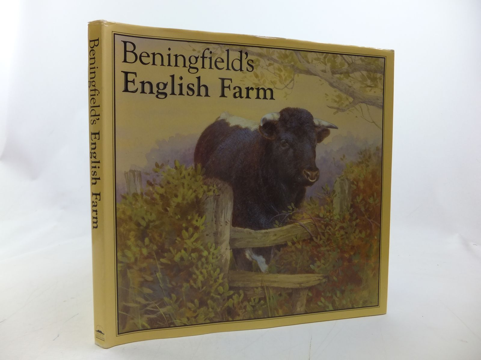 Photo of BENINGFIELD'S ENGLISH FARM written by Beningfield, Gordon illustrated by Beningfield, Gordon published by Selectabook Ltd. (STOCK CODE: 1808634)  for sale by Stella & Rose's Books