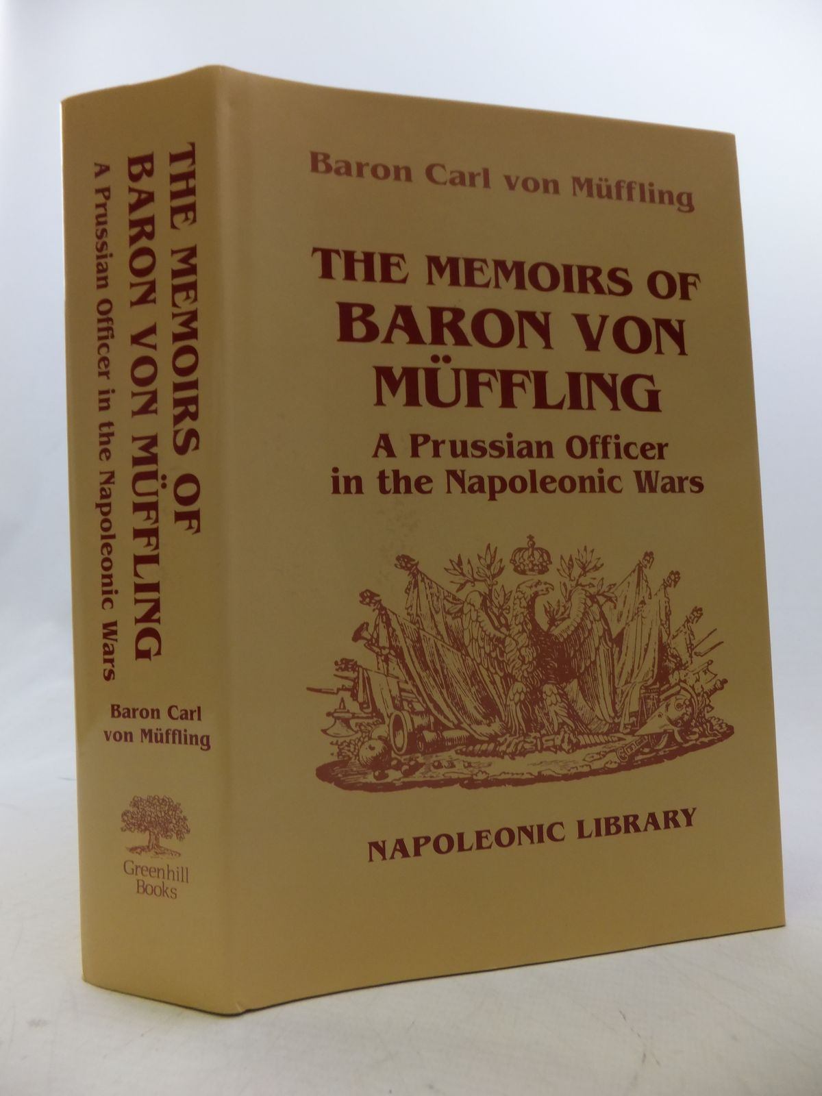 Photo of THE MEMOIRS OF BARON VON MUFFLING written by Von Muffling, Carl published by Greenhill Books (STOCK CODE: 1808681)  for sale by Stella & Rose's Books