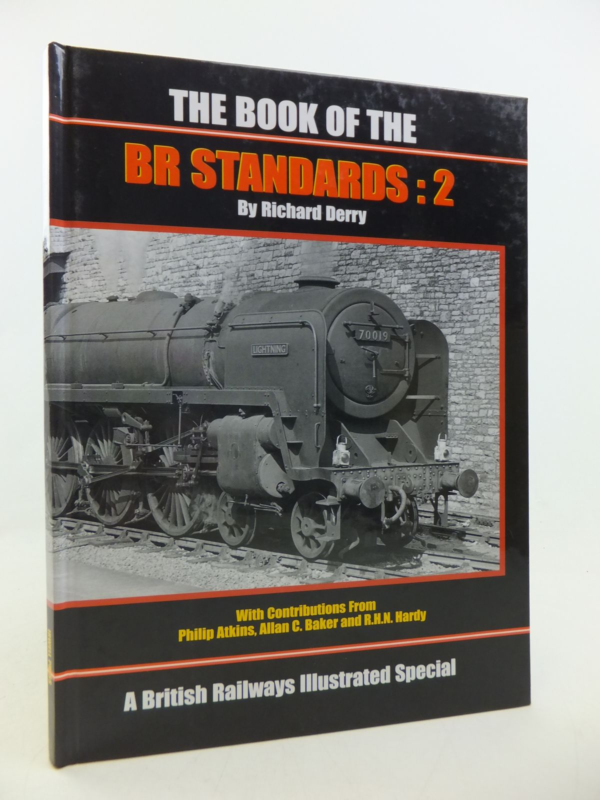 Photo of THE BOOK OF THE BR STANDARDS: 2 written by Derry, Richard published by Irwell Press (STOCK CODE: 1808709)  for sale by Stella & Rose's Books