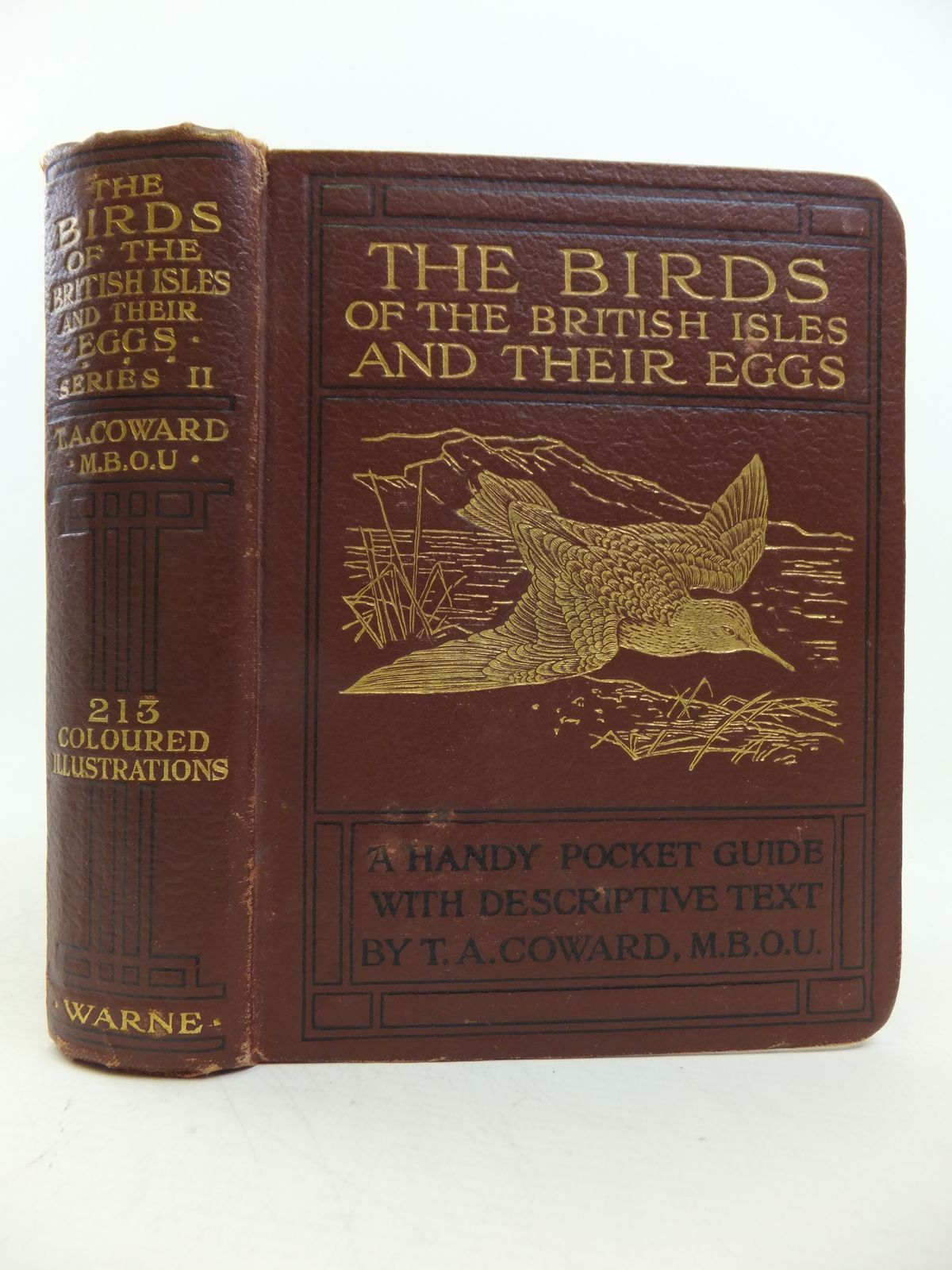 Photo of THE BIRDS OF THE BRITISH ISLES AND THEIR EGGS SECOND SERIES written by Coward, T.A. illustrated by Thorburn, Archibald<br />et al., published by Frederick Warne & Co Ltd. (STOCK CODE: 1808729)  for sale by Stella & Rose's Books