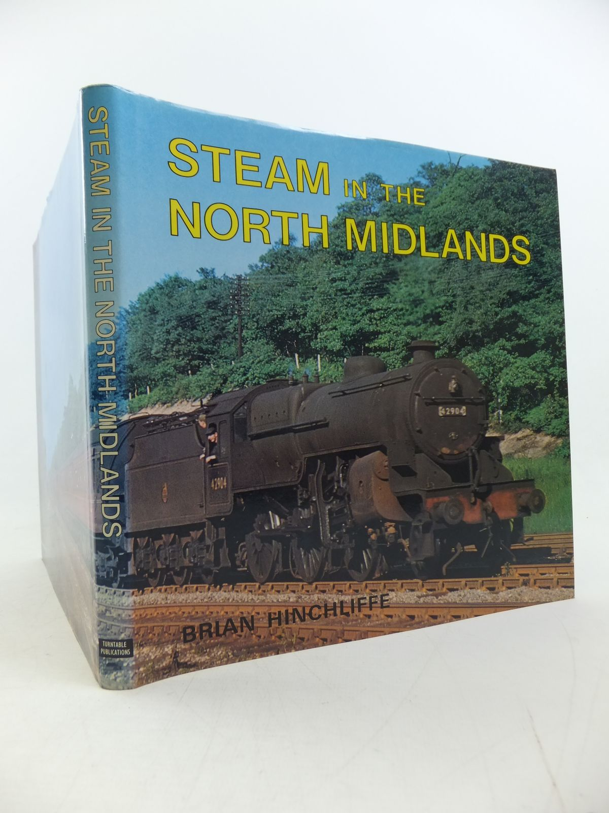 Photo of STEAM IN THE NORTH MIDLANDS written by Hinchliffe, Brian published by Turntable Publications (STOCK CODE: 1808737)  for sale by Stella & Rose's Books