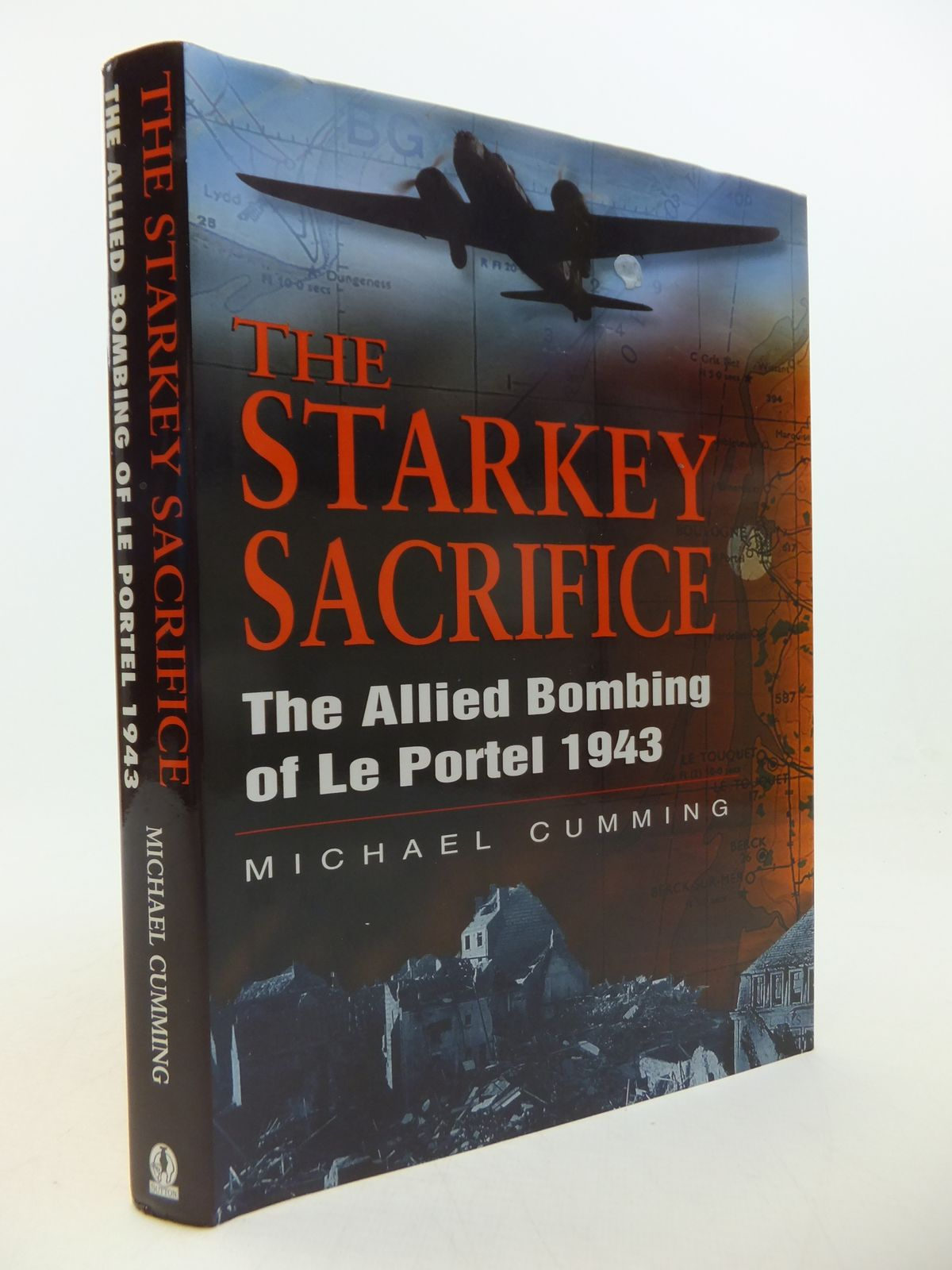 Photo of THE STARKEY SACRIFICE written by Cumming, Michael published by Sutton Publishing (STOCK CODE: 1808772)  for sale by Stella & Rose's Books