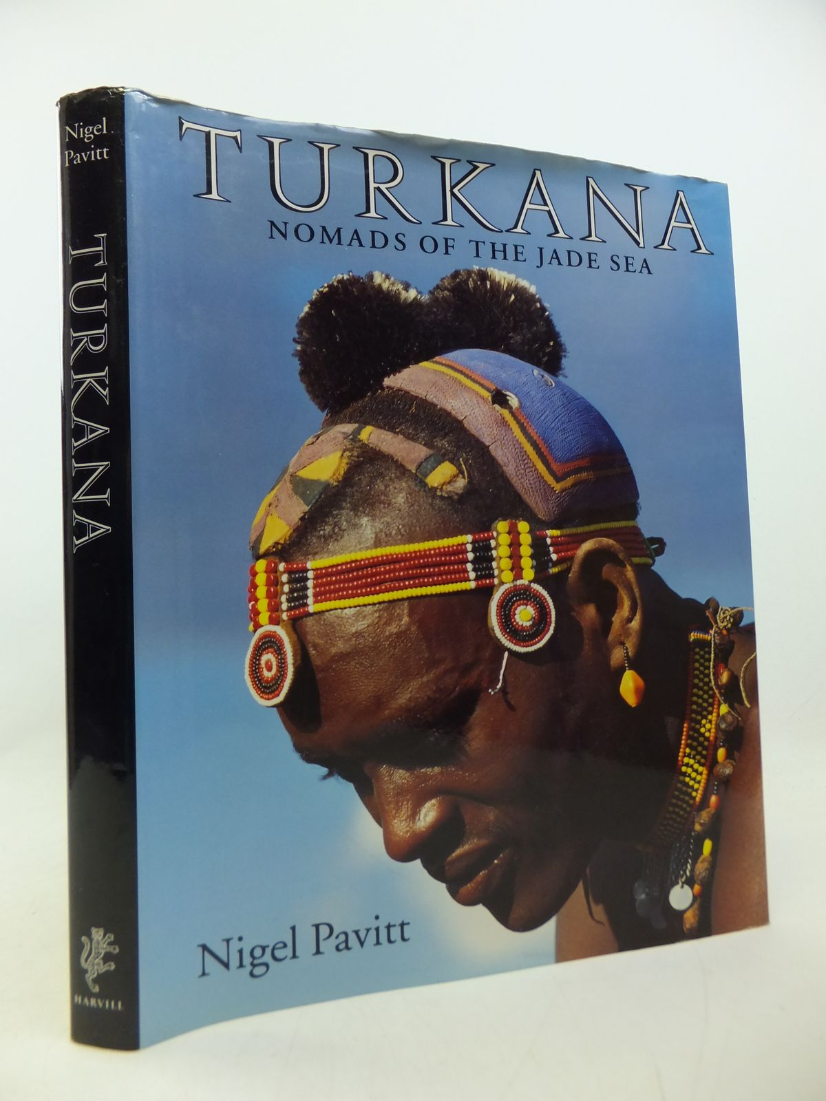 Photo of TURKANA written by Pavitt, Nigel published by The Harvill Press (STOCK CODE: 1808847)  for sale by Stella & Rose's Books