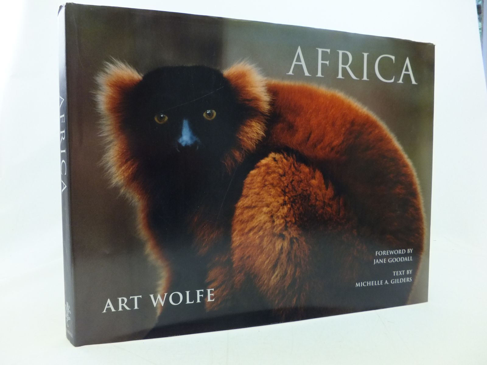 Photo of AFRICA written by Gilders, Michelle A. illustrated by Wolfe, Art published by The Harvill Press (STOCK CODE: 1808849)  for sale by Stella & Rose's Books