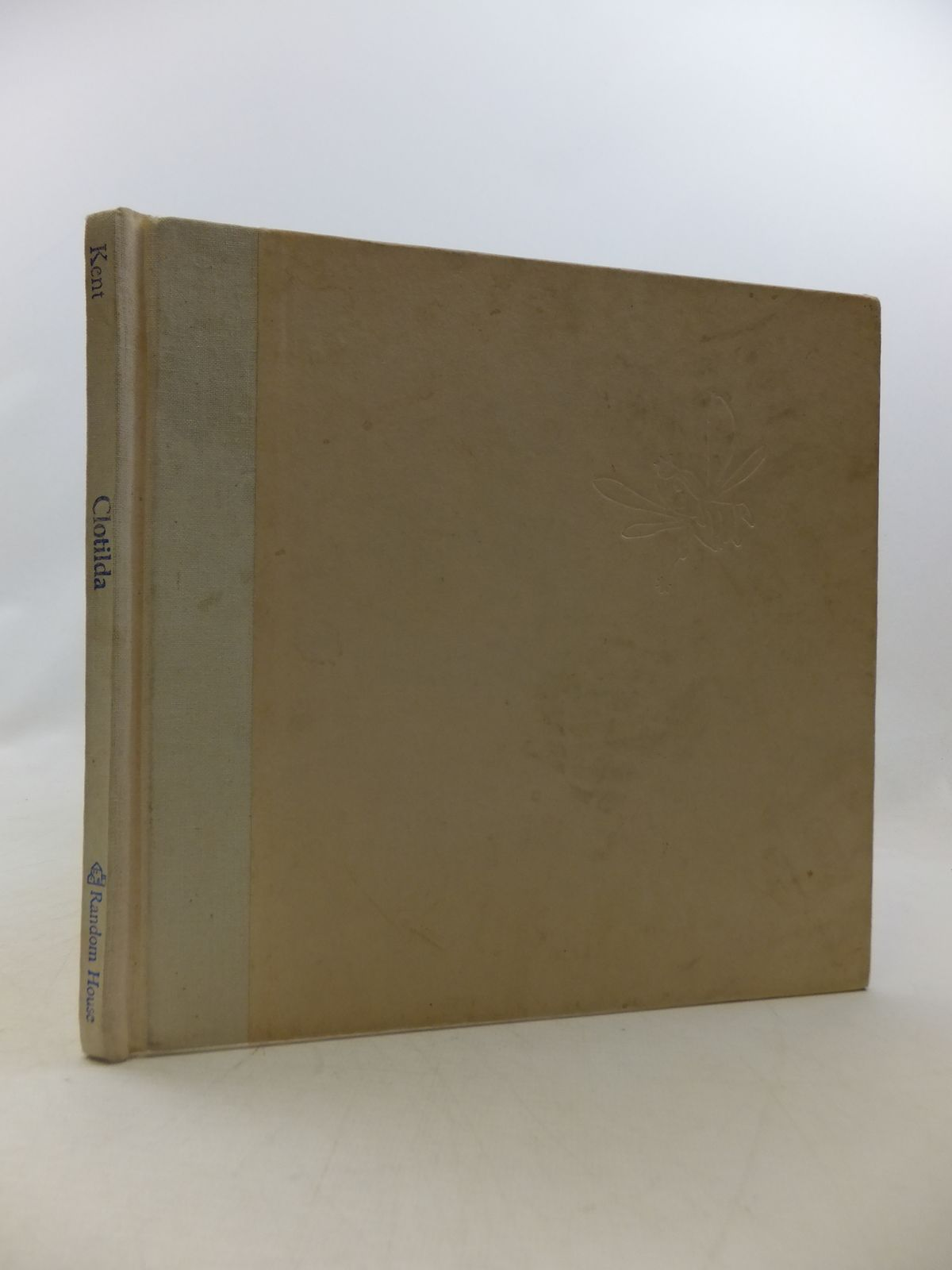 Photo of CLOTILDA written by Kent, Jack illustrated by Kent, Jack published by Random House (STOCK CODE: 1808863)  for sale by Stella & Rose's Books