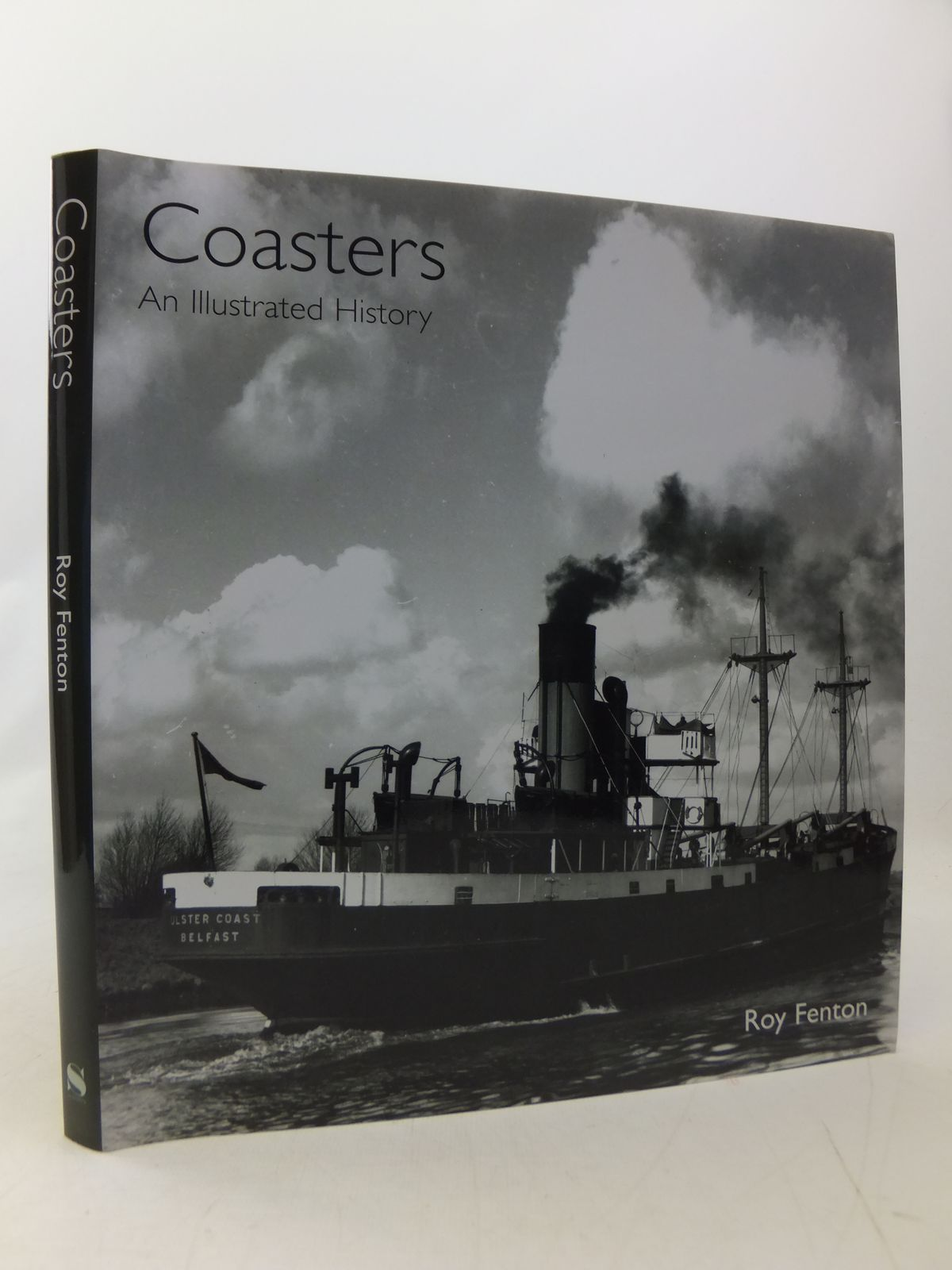 Photo of COASTERS AN ILLUSTRATED HISTORY written by Fenton, Roy published by Seaforth (STOCK CODE: 1808875)  for sale by Stella & Rose's Books
