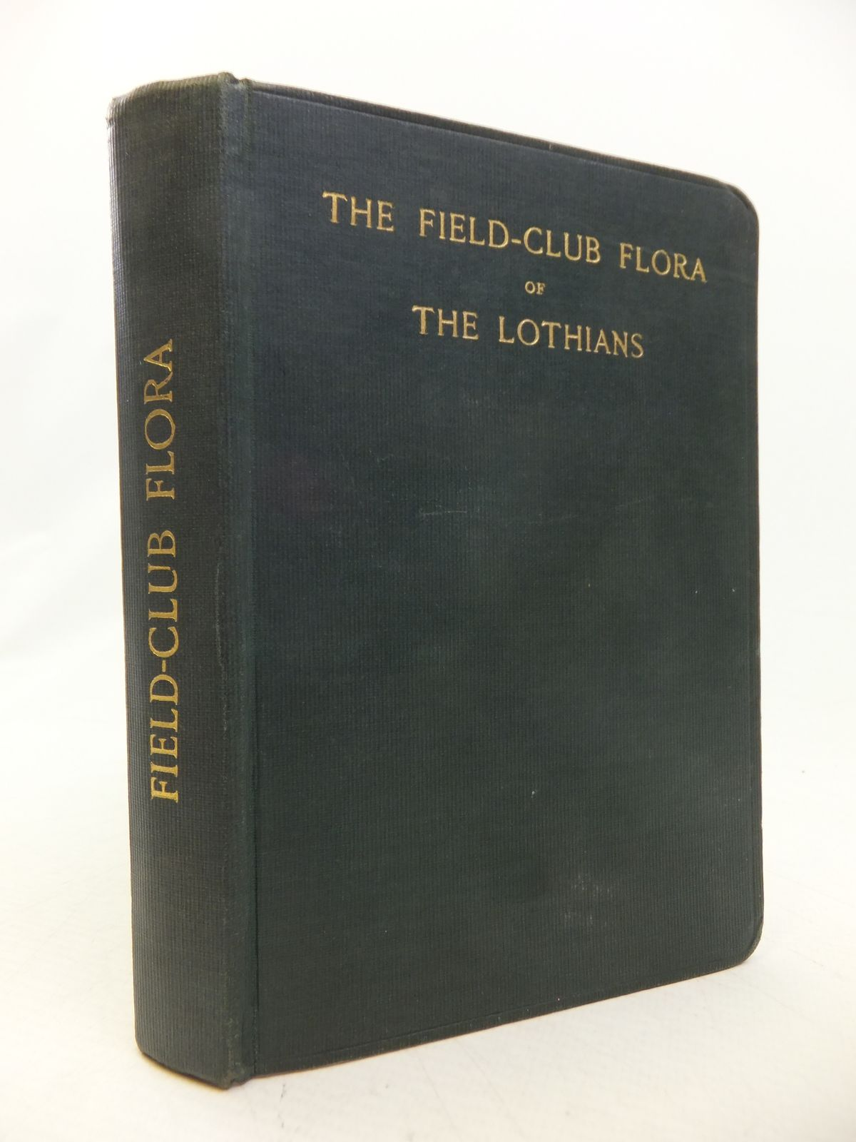 Photo of THE FIELD-CLUB FLORA OF THE LOTHIANS written by Martin, Isa. published by William Blackwood (STOCK CODE: 1809103)  for sale by Stella & Rose's Books