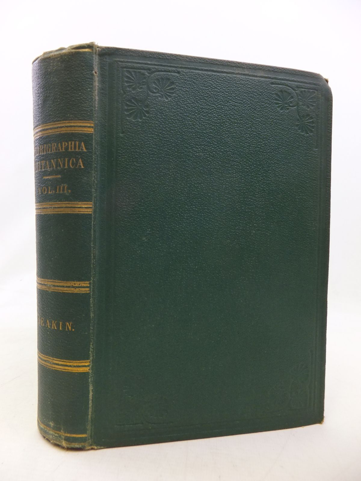 Photo of FLORIGRAPHIA BRITANNICA VOLUME III written by Deakin, Richard published by Groombridge & Sons (STOCK CODE: 1809130)  for sale by Stella & Rose's Books