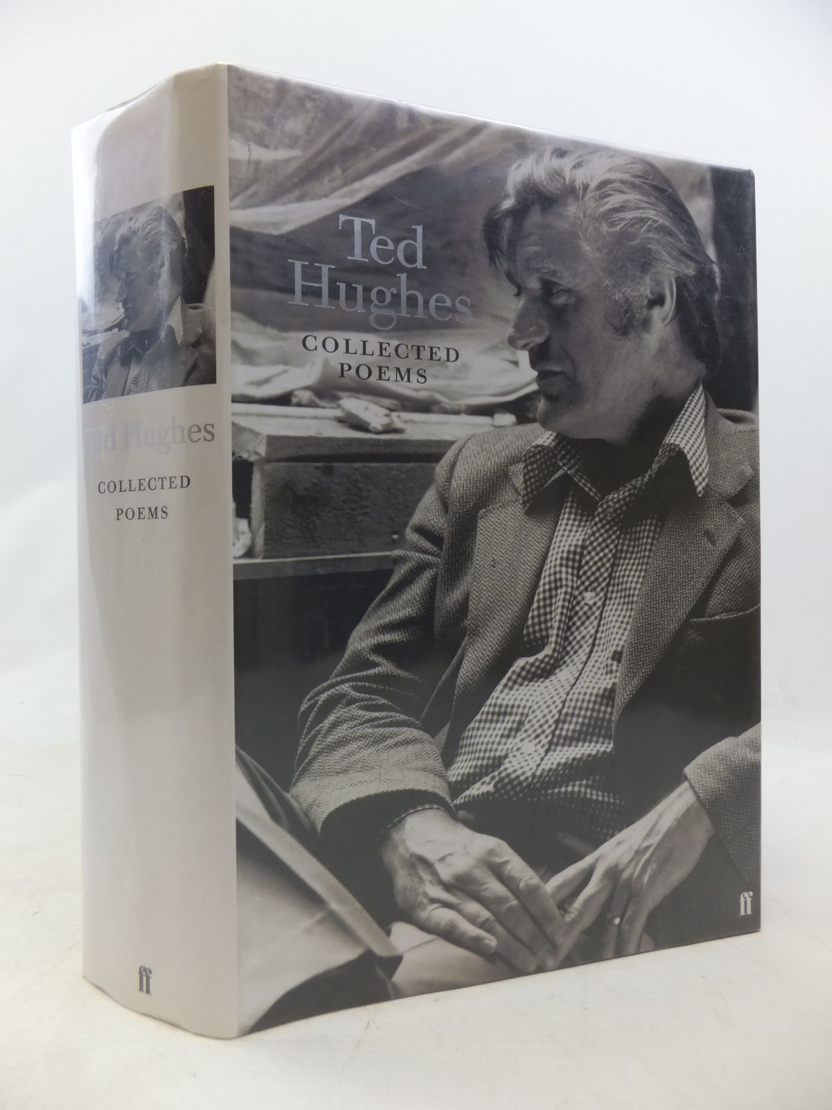 Photo of TED HUGHES COLLECTED POEMS written by Hughes, Ted<br />Keegan, Paul published by Faber & Faber (STOCK CODE: 1809189)  for sale by Stella & Rose's Books