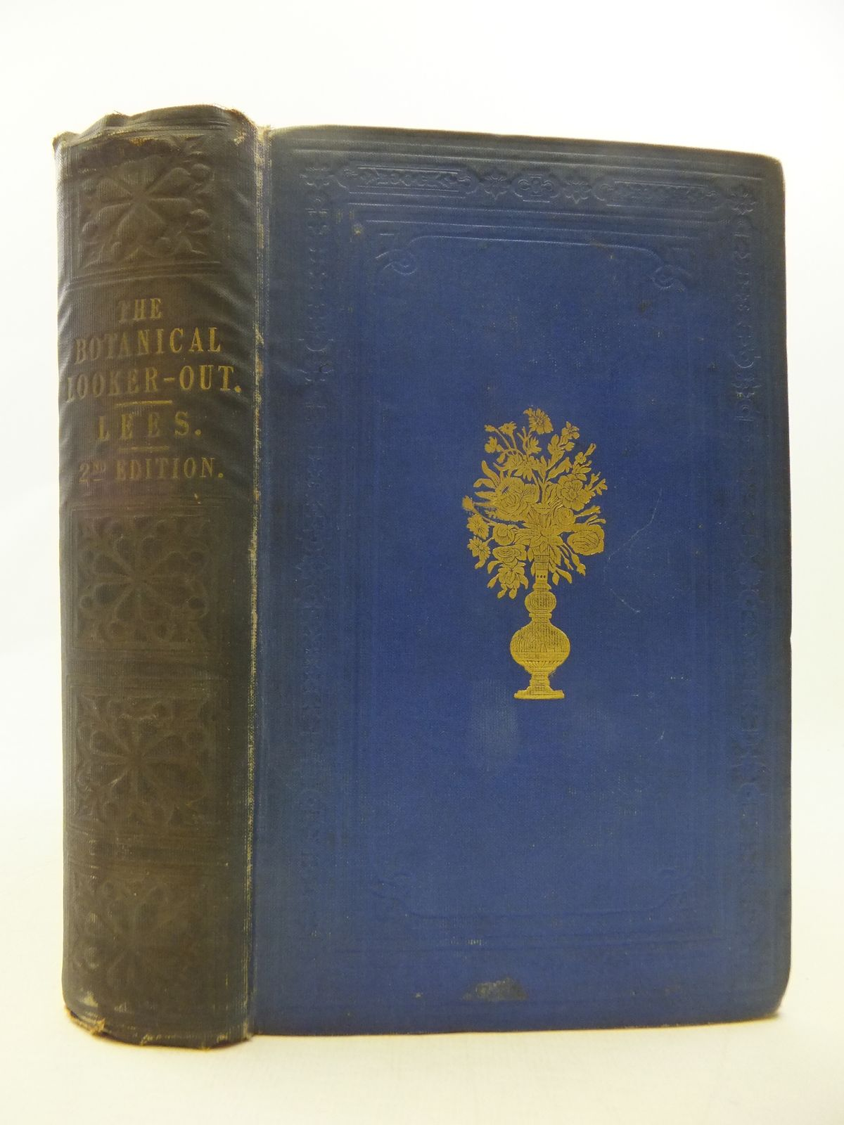 Photo of THE BOTANICAL LOOKER-OUT AMONG THE WILD FLOWERS OF ENGLAND AND WALES written by Lees, Edwin published by Hamilton, Adams & Co. (STOCK CODE: 1809235)  for sale by Stella & Rose's Books