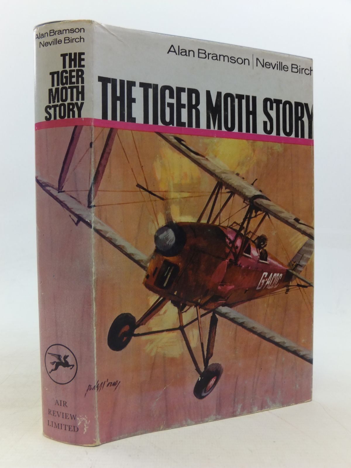 Photo of THE TIGER MOTH STORY written by Bramson, Alan<br />Birch, Neville published by Air Review Ltd. (STOCK CODE: 1809342)  for sale by Stella & Rose's Books