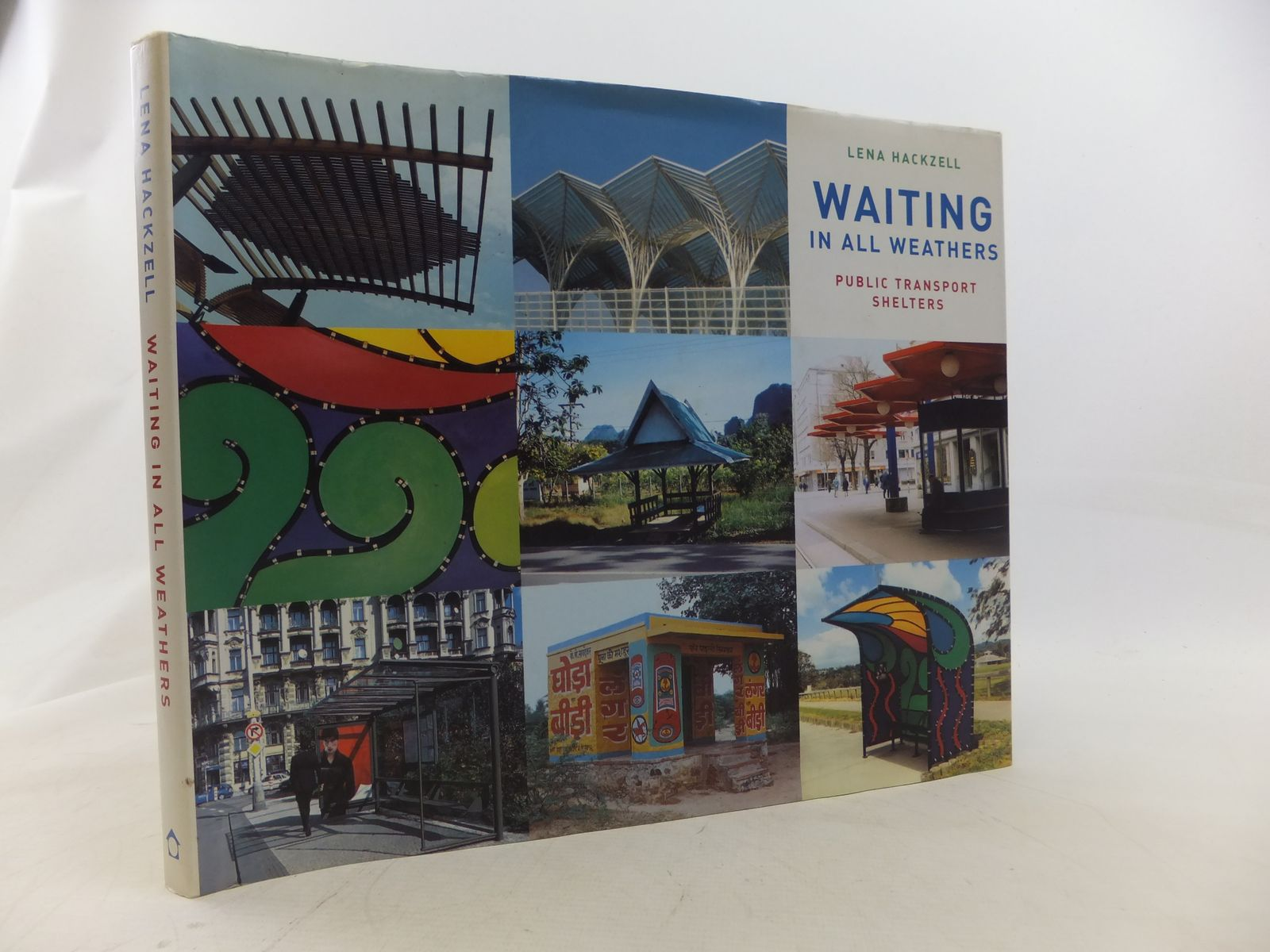 Photo of WAITING IN ALL WEATHERS written by Hackzell, Lena published by Svensk Byggtjanst (STOCK CODE: 1809448)  for sale by Stella & Rose's Books