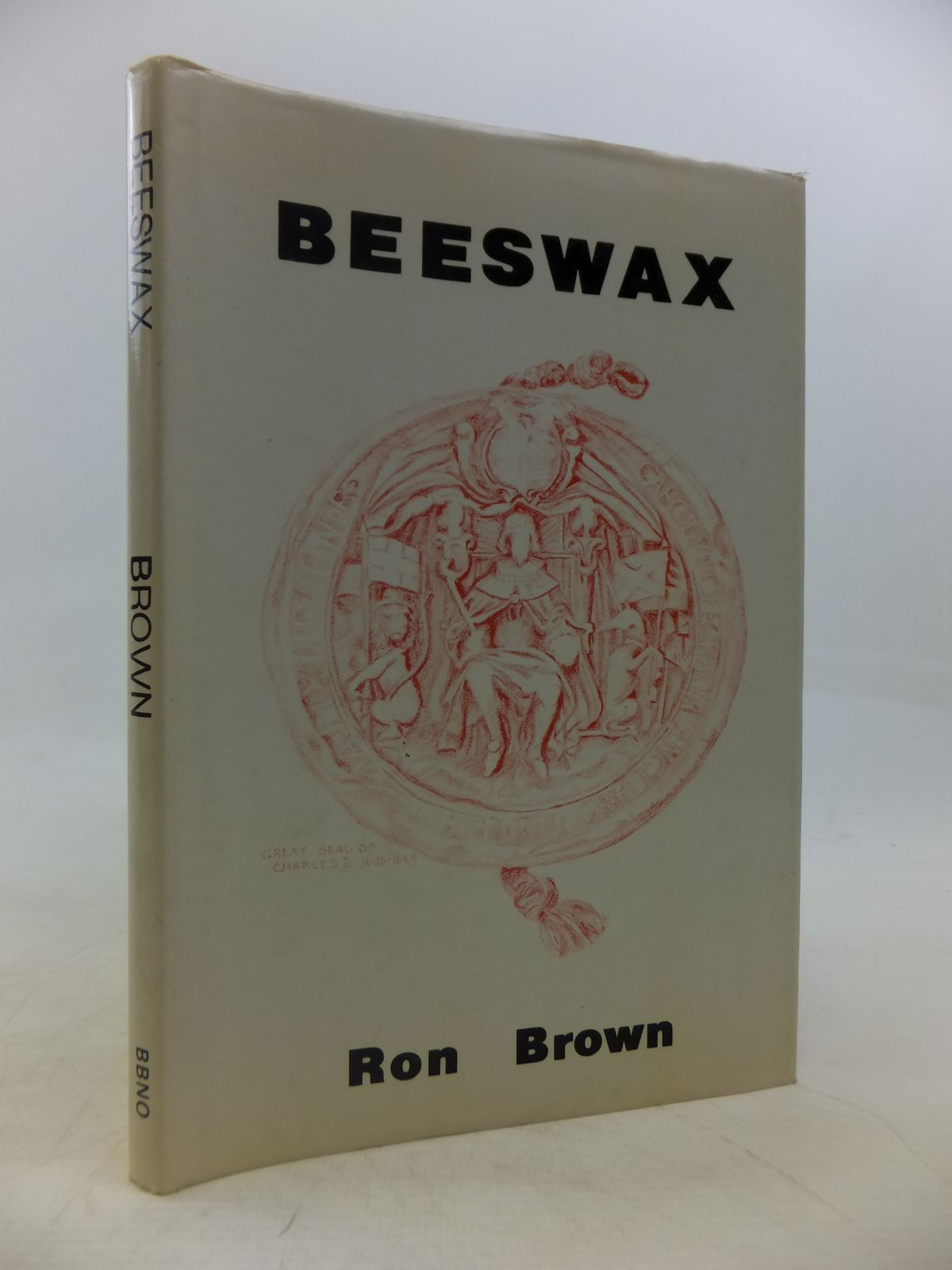Photo of BEESWAX written by Brown, R.H. published by Bee Books New & Old (STOCK CODE: 1809480)  for sale by Stella & Rose's Books