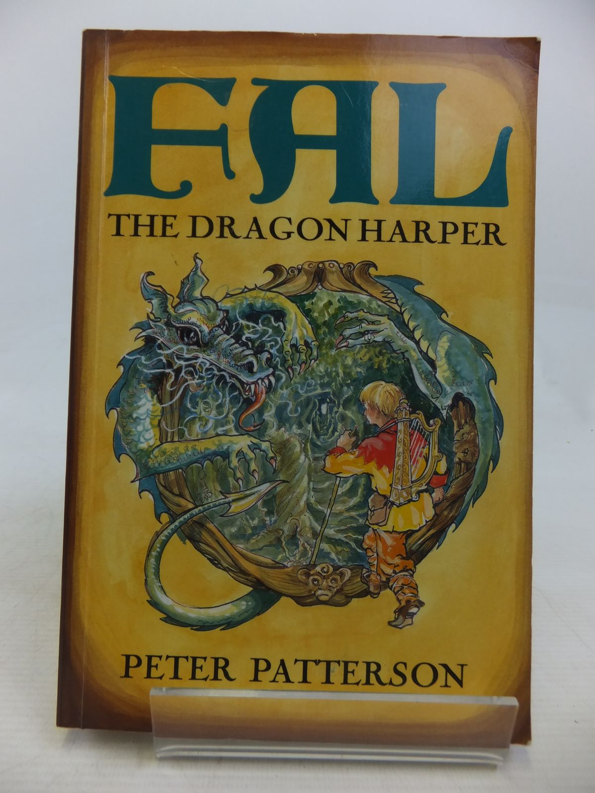 Photo of FAL THE DRAGON HARPER written by Patterson, Peter illustrated by Steuck, Johannes published by The Hawthorn Press (STOCK CODE: 1809621)  for sale by Stella & Rose's Books