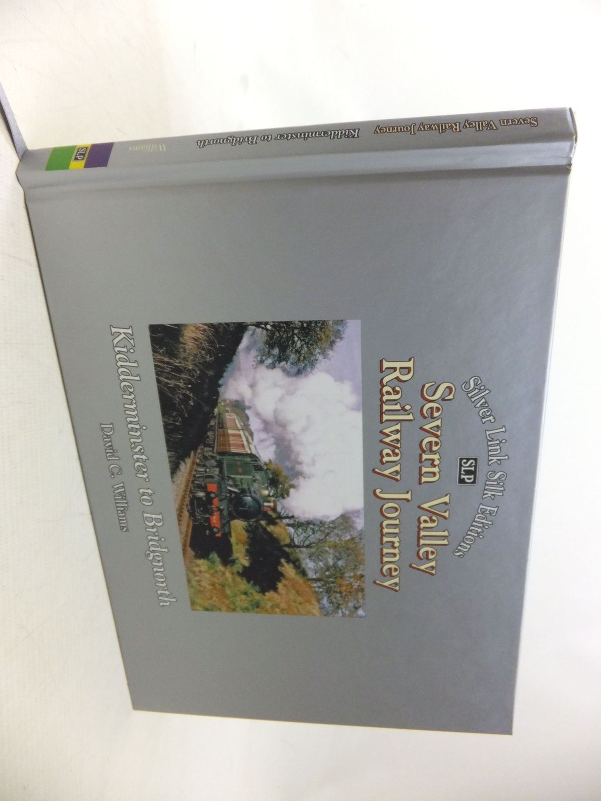 Photo of SEVERN VALLEY RAILWAY JOURNEY written by Williams, David C. published by Silver Link Publishing (STOCK CODE: 1810028)  for sale by Stella & Rose's Books