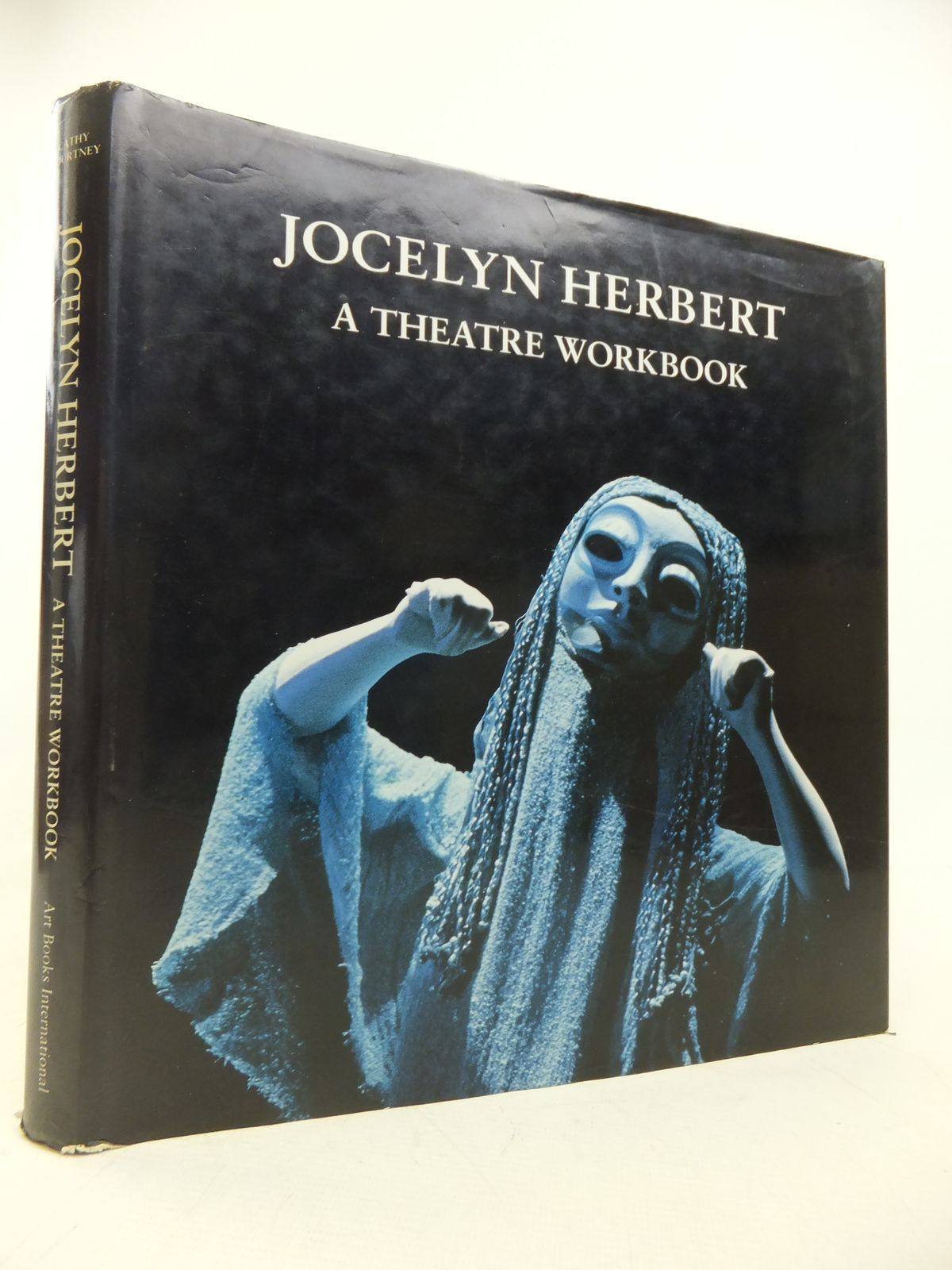 Photo of A THEATRE WORKBOOK written by Herbert, Jocelyn<br />Courtney, Cathy published by Art Books International (STOCK CODE: 1810064)  for sale by Stella & Rose's Books