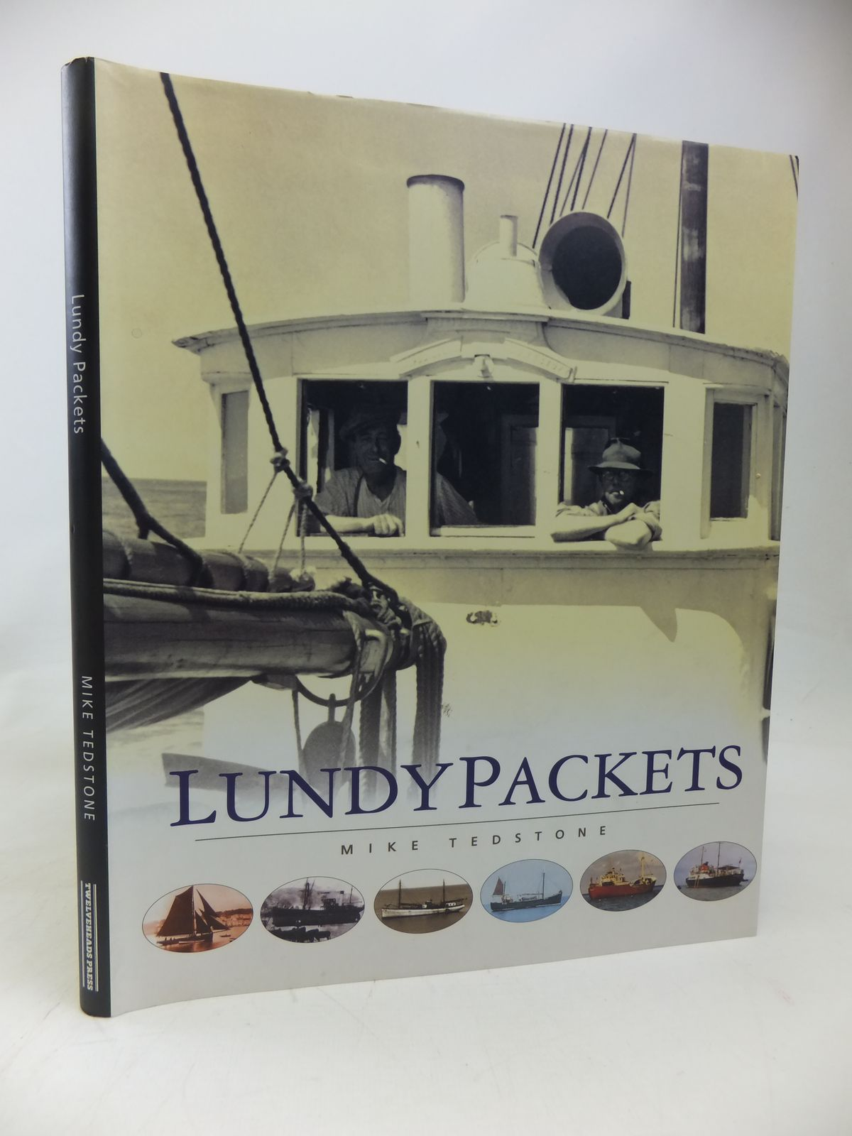 Photo of LUNDY PACKETS written by Tedstone, Mike published by Twelveheads Press (STOCK CODE: 1810124)  for sale by Stella & Rose's Books