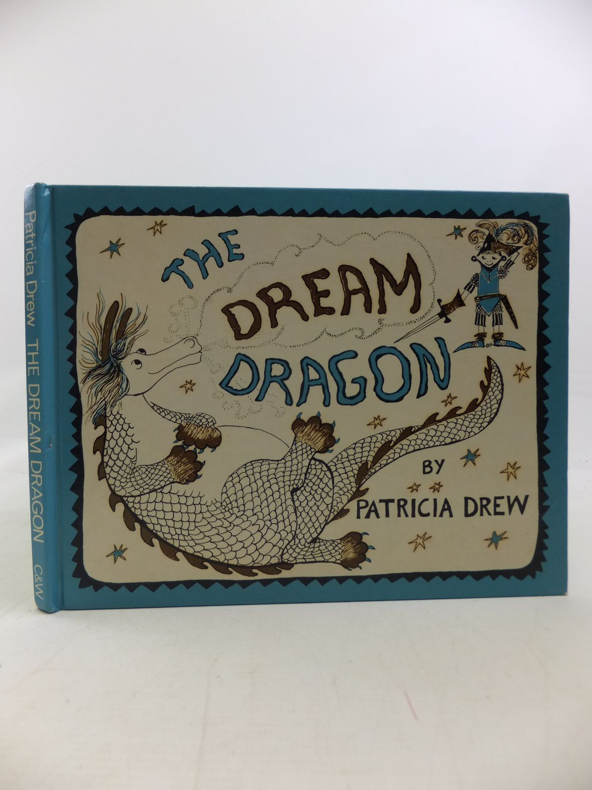 Photo of THE DREAM DRAGON written by Drew, Patricia illustrated by Drew, Patricia published by Chatto & Windus (STOCK CODE: 1810296)  for sale by Stella & Rose's Books