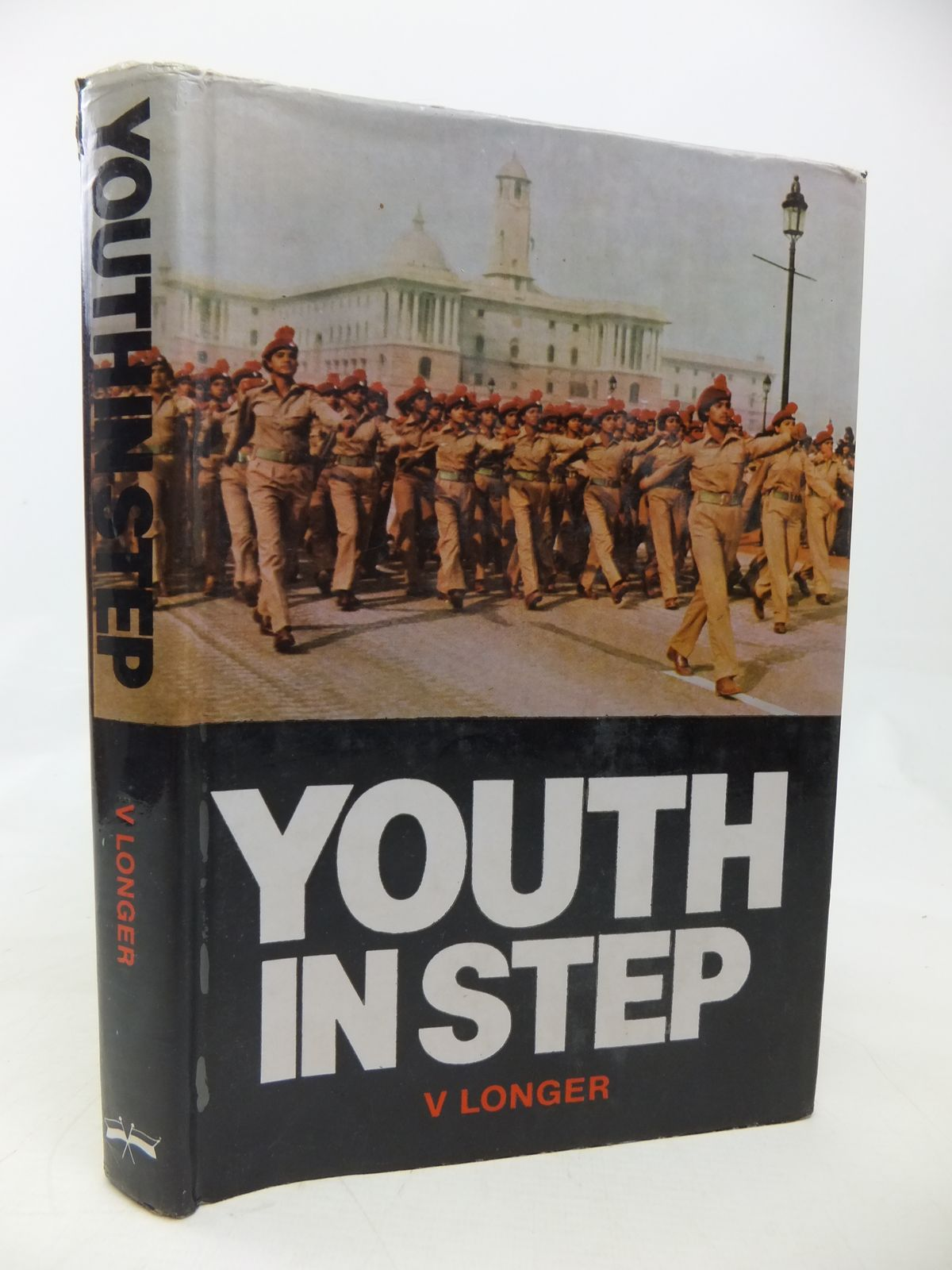 Photo of YOUTH IN STEP HISTORY OF THE NATIONAL CADET CORPS written by Longer, V. published by Lancer International (STOCK CODE: 1810408)  for sale by Stella & Rose's Books