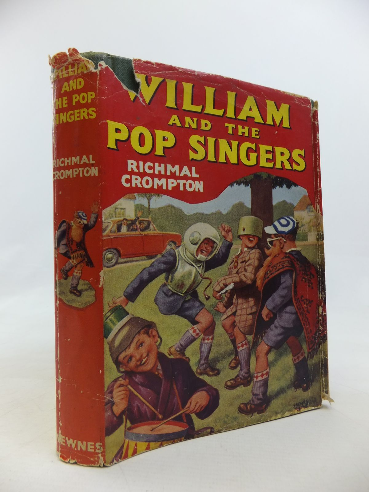 Photo of WILLIAM AND THE POP SINGERS
